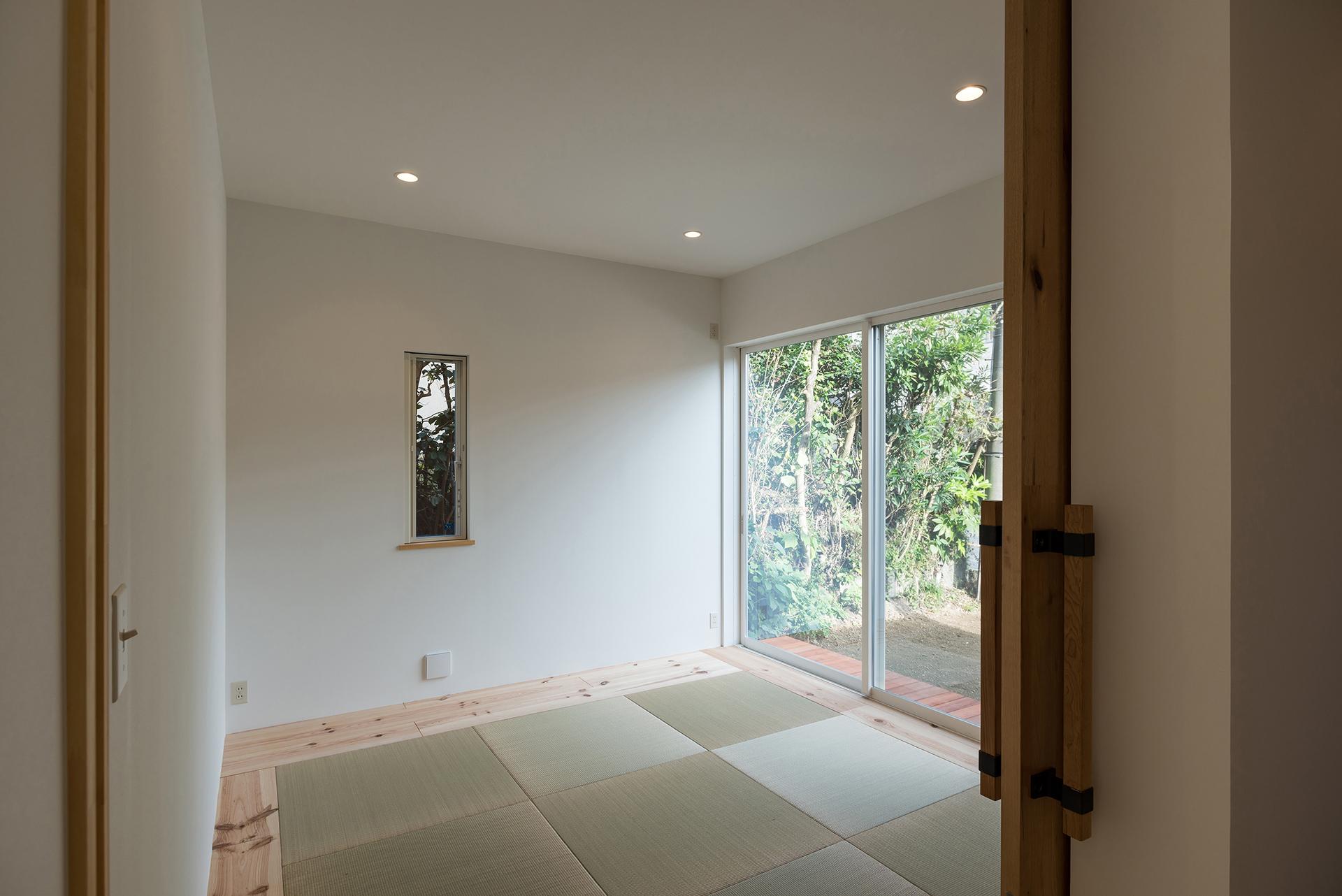 木と旅を愛する人の家 イメージ01 撮影:東涌宏和