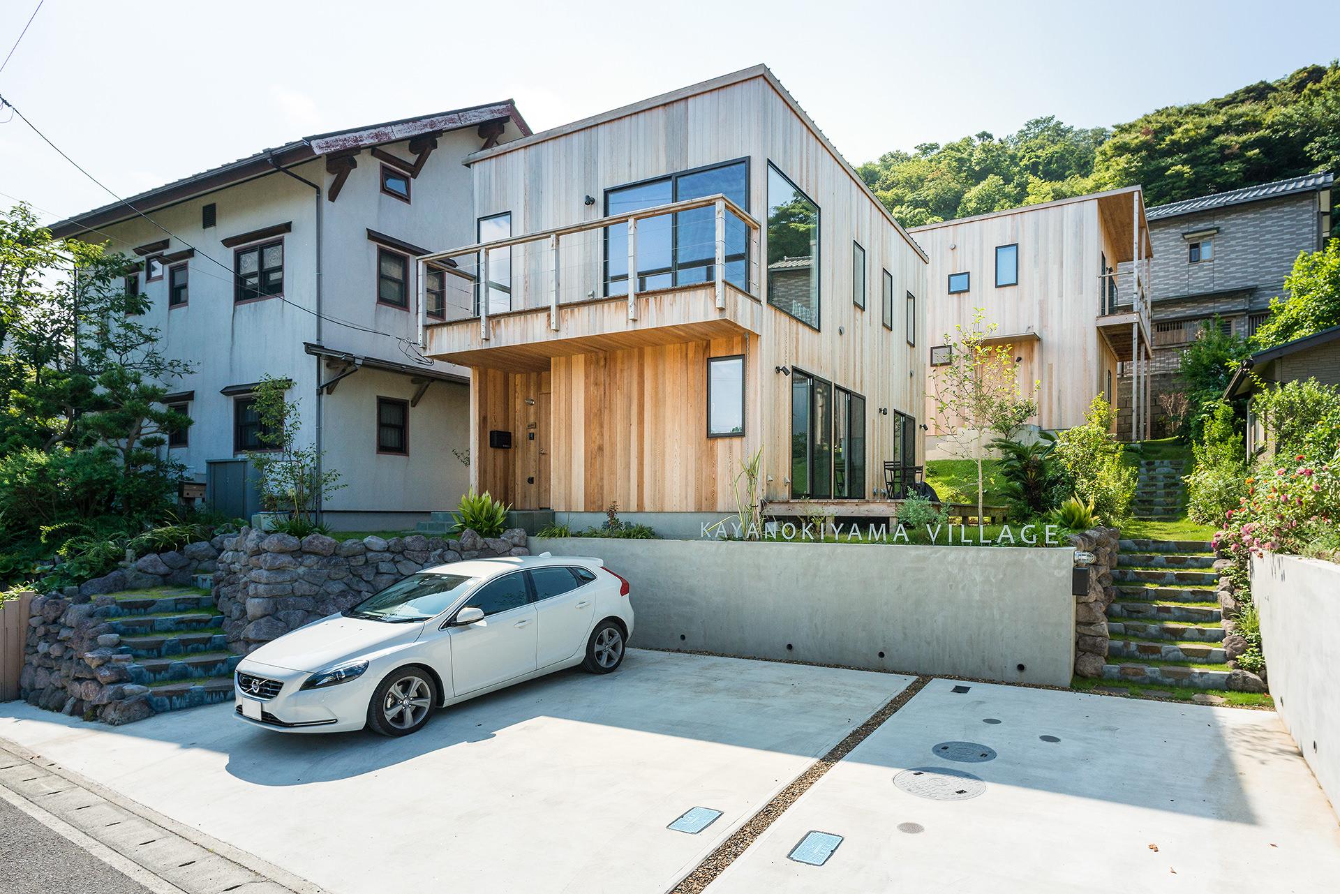 茅木山の家 イメージ02 撮影:東涌宏和