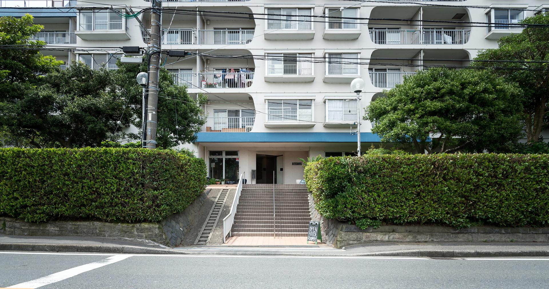「葉山エコーハイツ」 イメージ10 撮影:東涌宏和