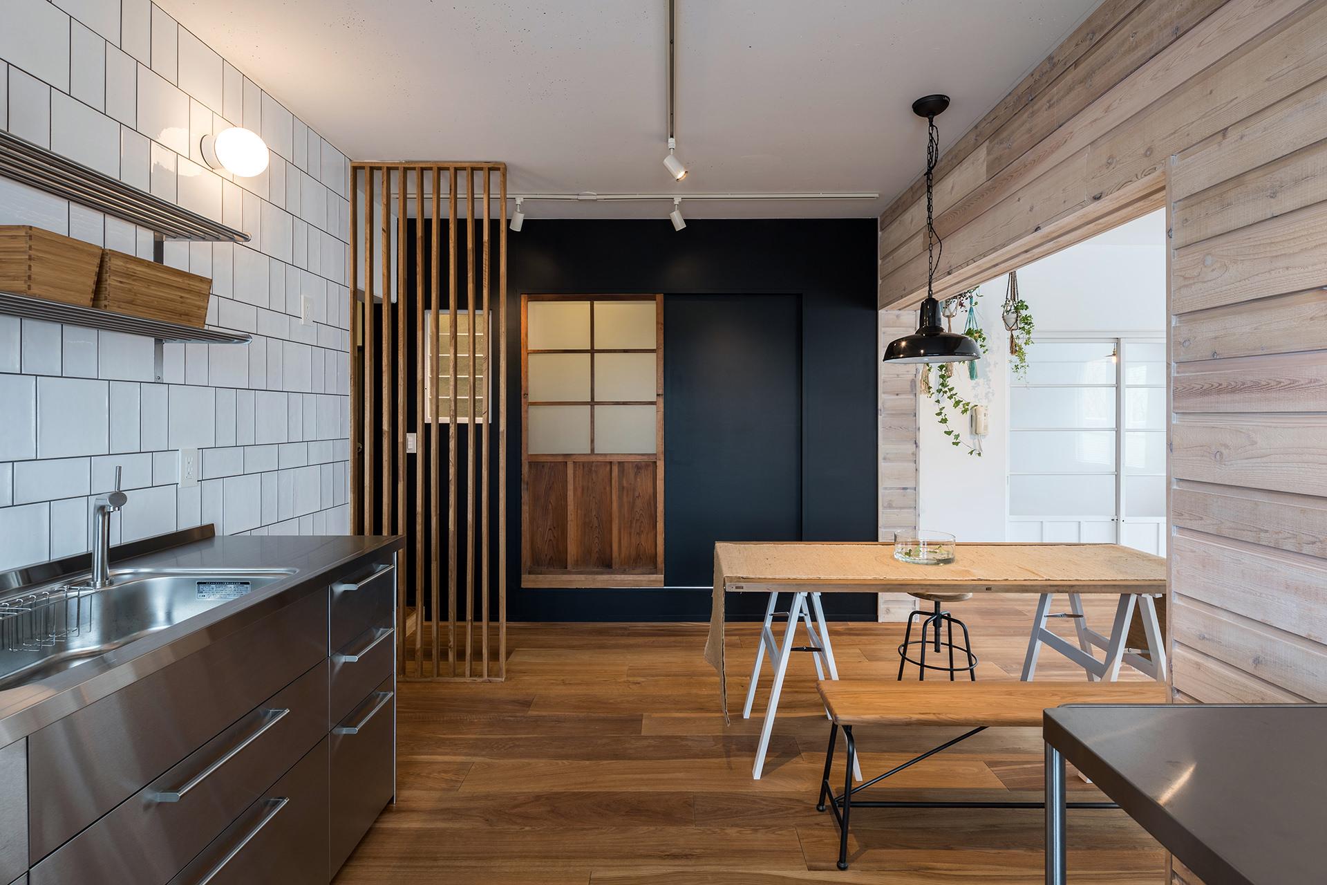 「stri-ep house flat ジュネス葉山一色ガーデン」  イメージ07 撮影:東涌宏和