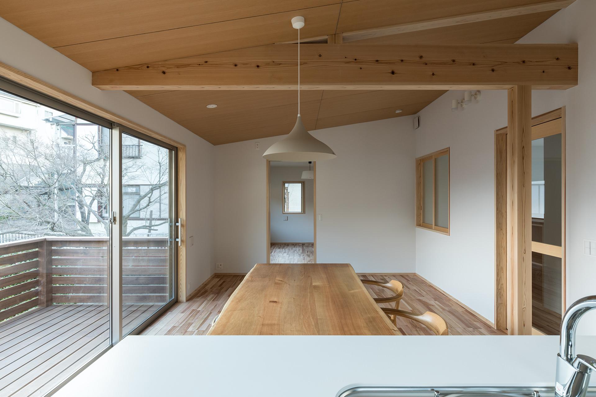 中山の家 イメージ4 撮影:東涌宏和