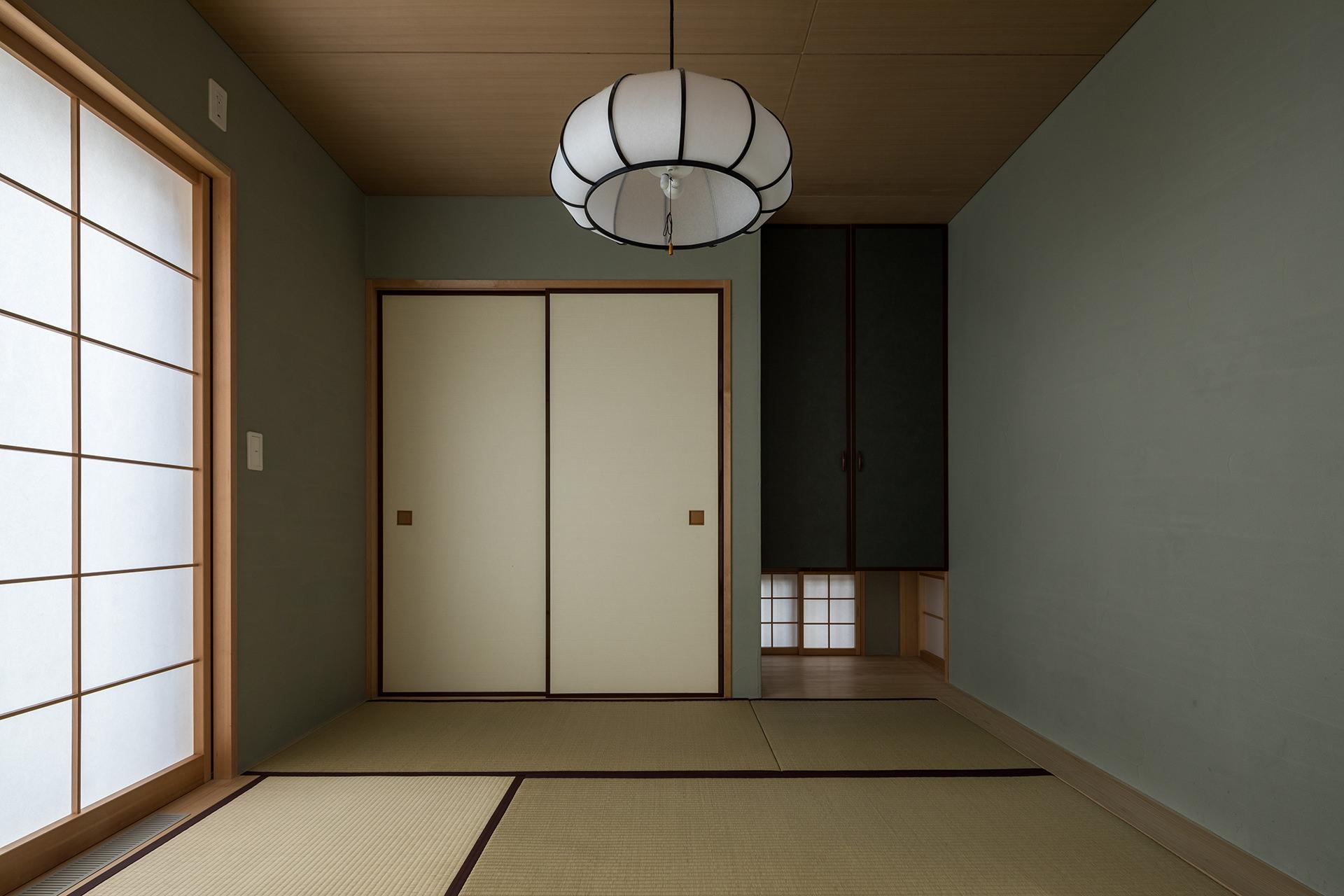 鶴ヶ峰の家 イメージ4 撮影:東涌宏和