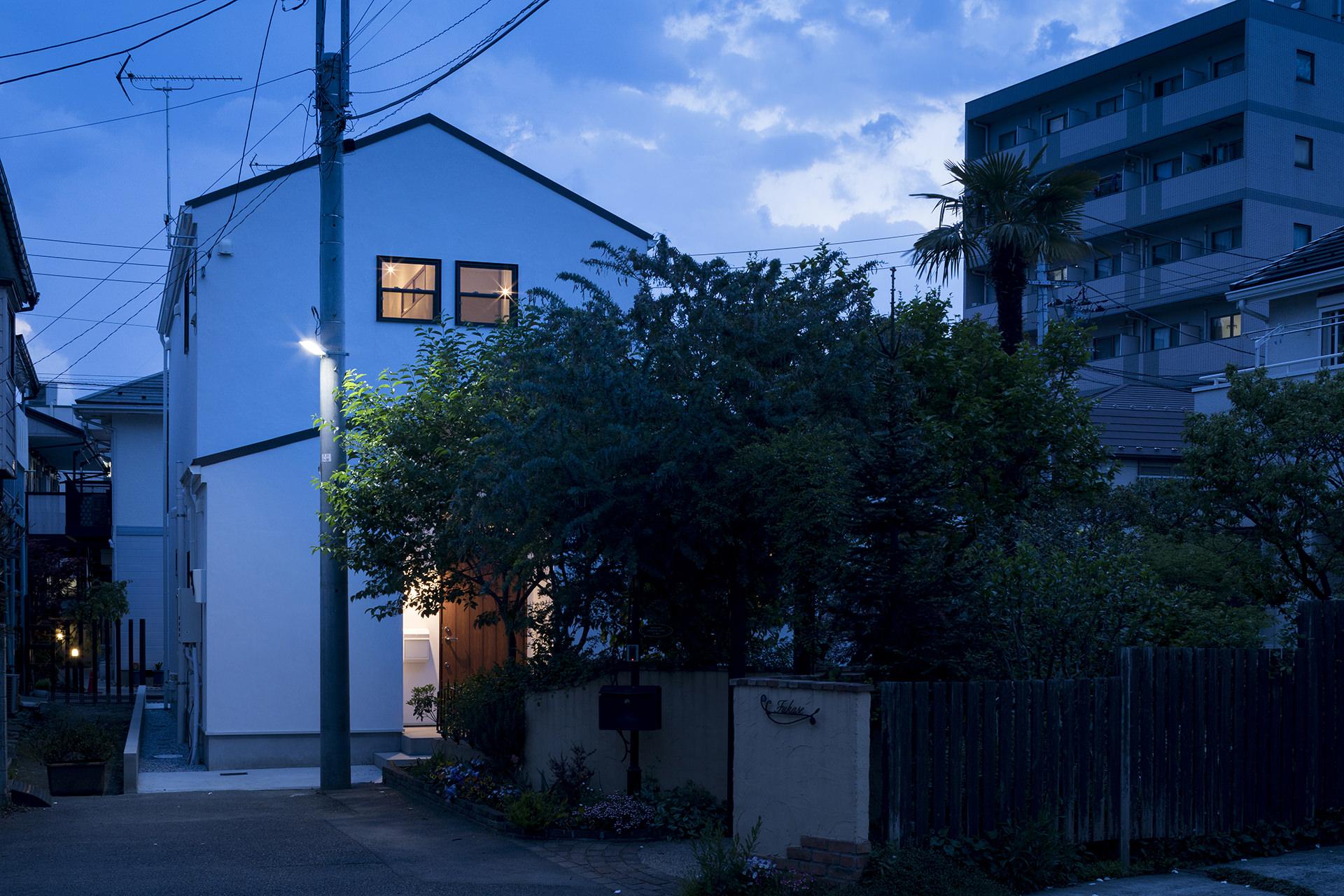 FS-HOME フラットハウス+ 撮影イメージ21 撮影:東涌写真事務所・東涌宏和