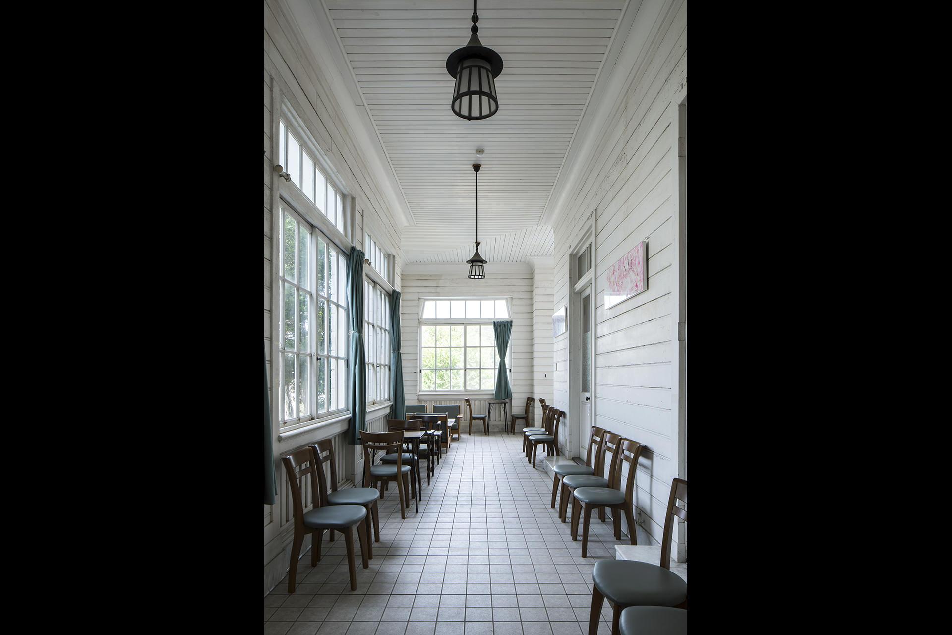 旧東伏見宮別邸 撮影イメージ06 撮影:東涌写真事務所・東涌宏和