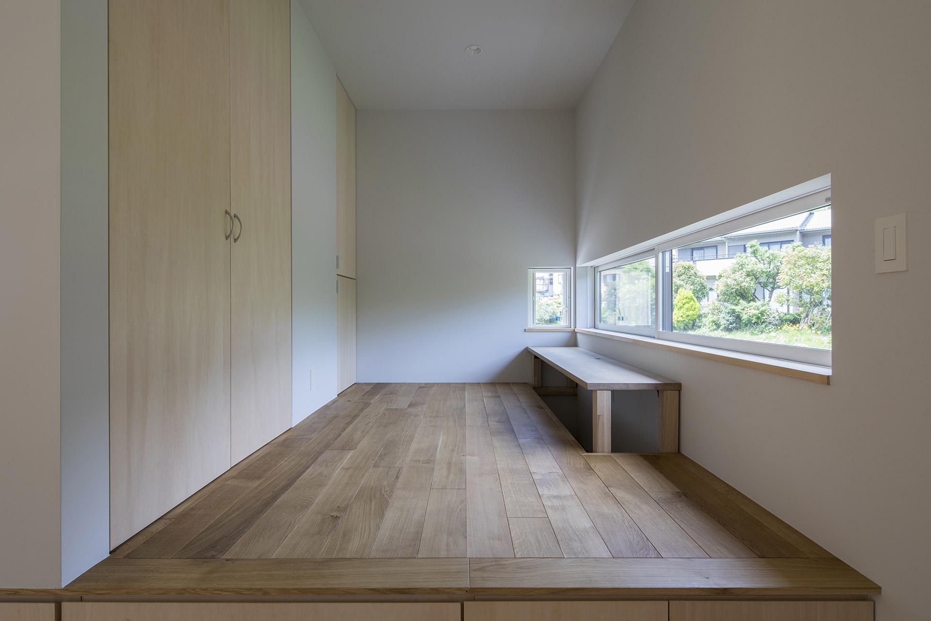 「小屋と畑。余白のある家 」イメージ04 撮影:東涌宏和
