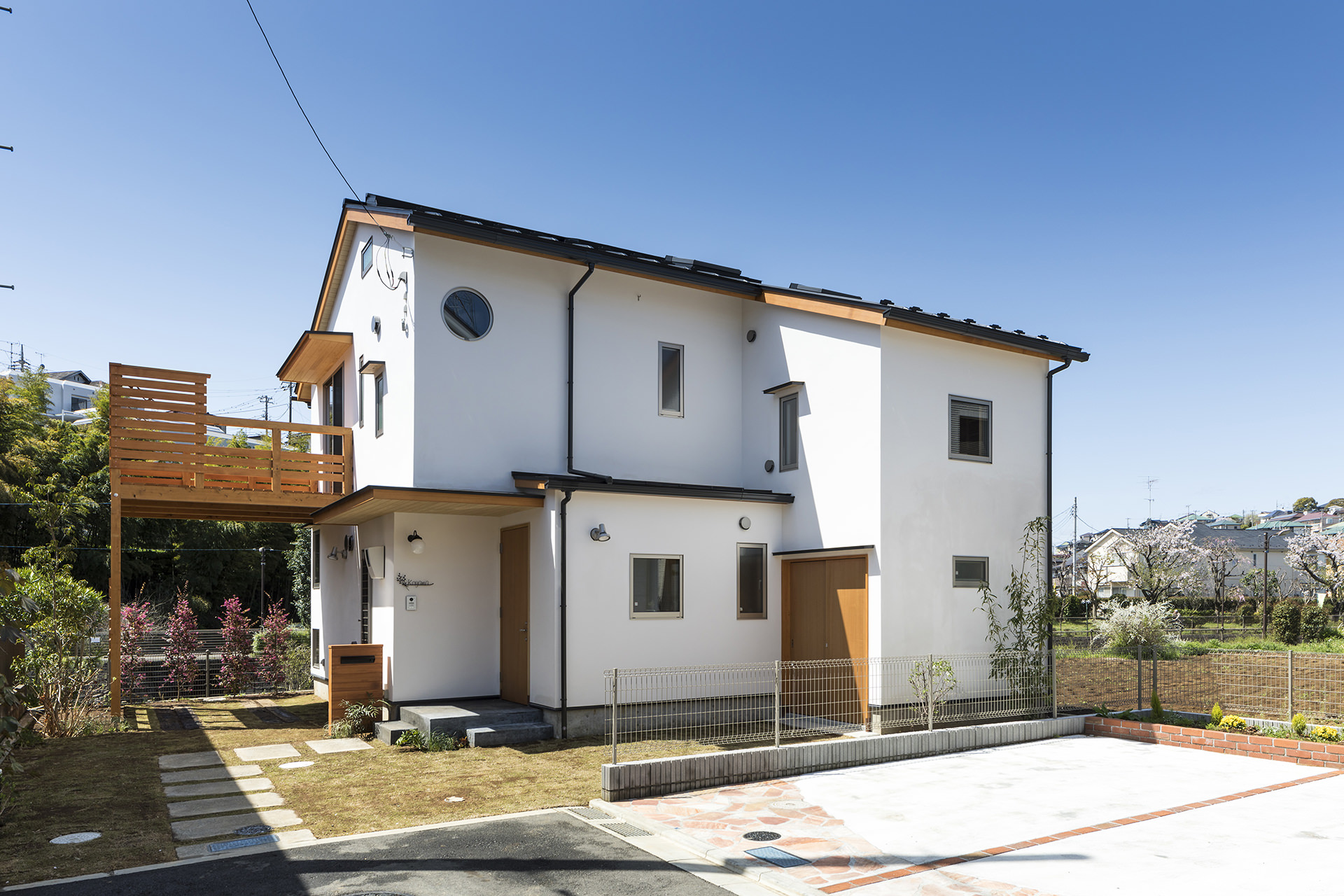 鶴川の家 Ⅳ イメージ2 撮影:東涌写真事務所・東涌宏和