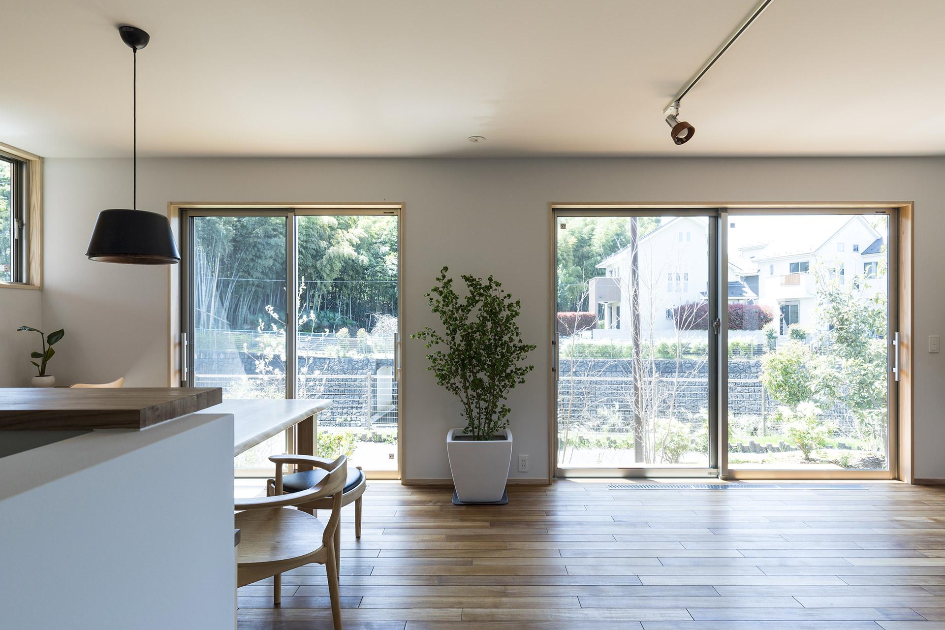 鶴川の家 Ⅳ イメージ3 撮影:東涌写真事務所・東涌宏和