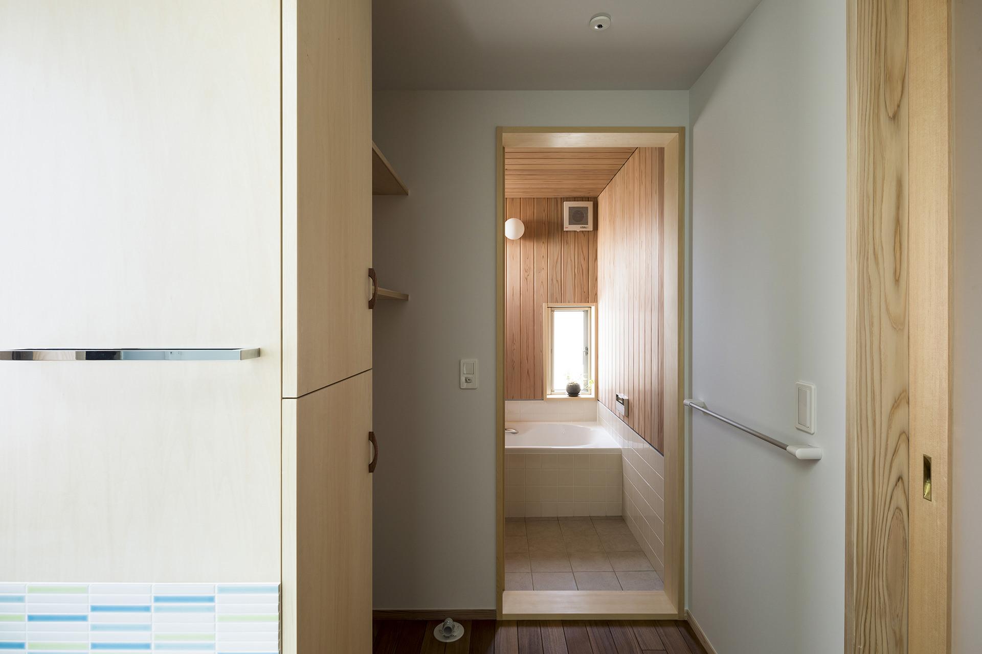 鶴川の家 Ⅳ イメージ17 撮影:東涌写真事務所・東涌宏和