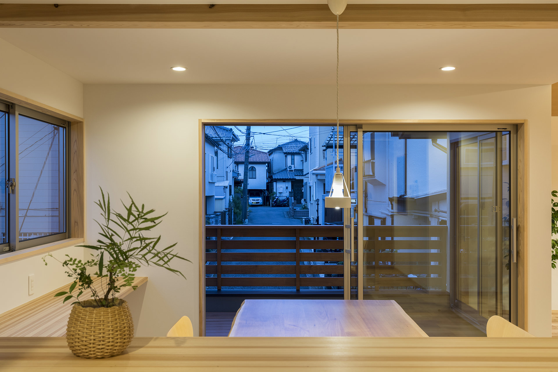 鶴ヶ峰の家 Ⅱ イメージ11 撮影:東涌写真事務所・東涌宏和