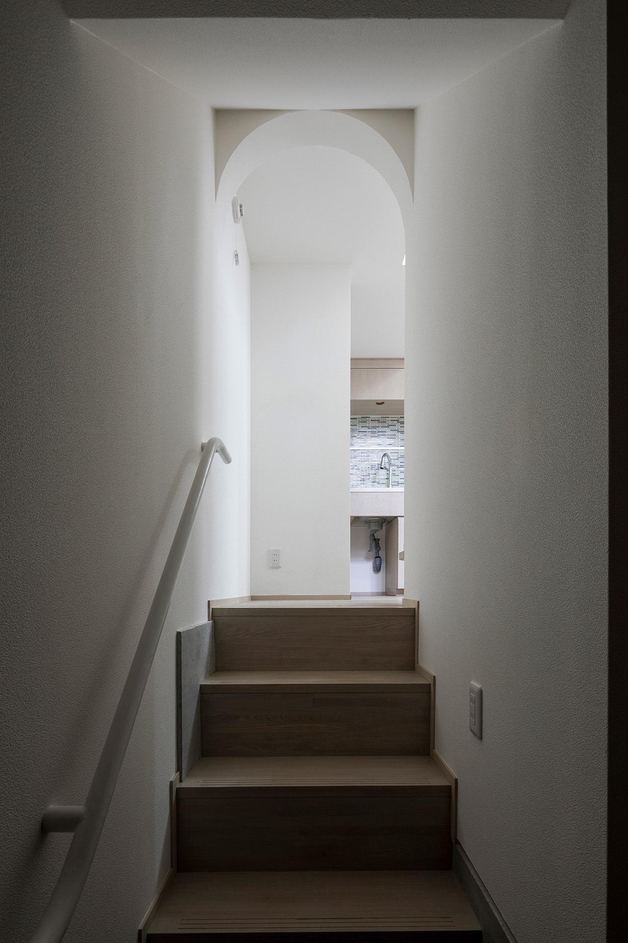 「6坪の家」 イメージ1 撮影:東涌写真事務所・東涌宏和