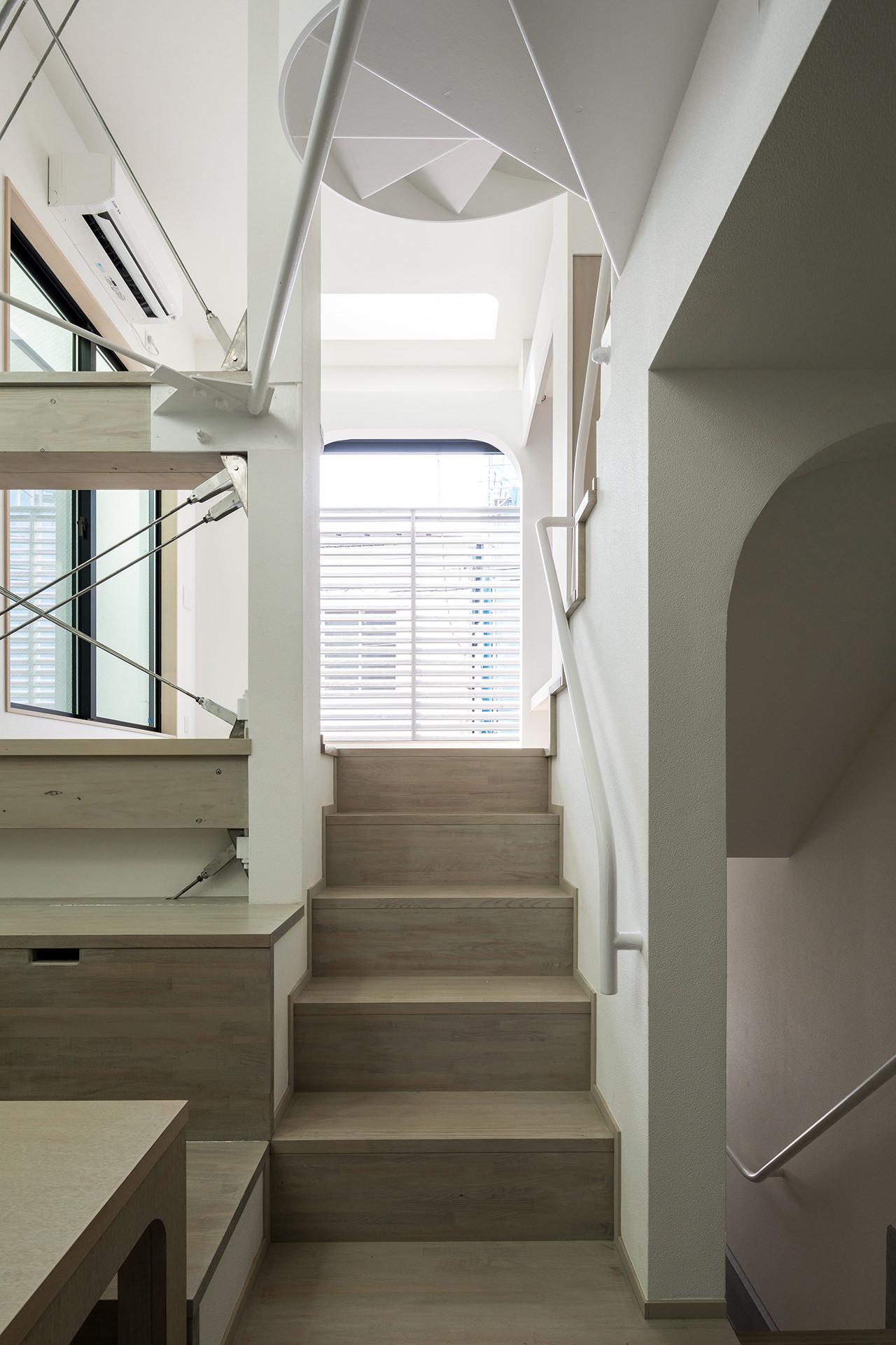 「6坪の家」 イメージ4 撮影:東涌写真事務所・東涌宏和
