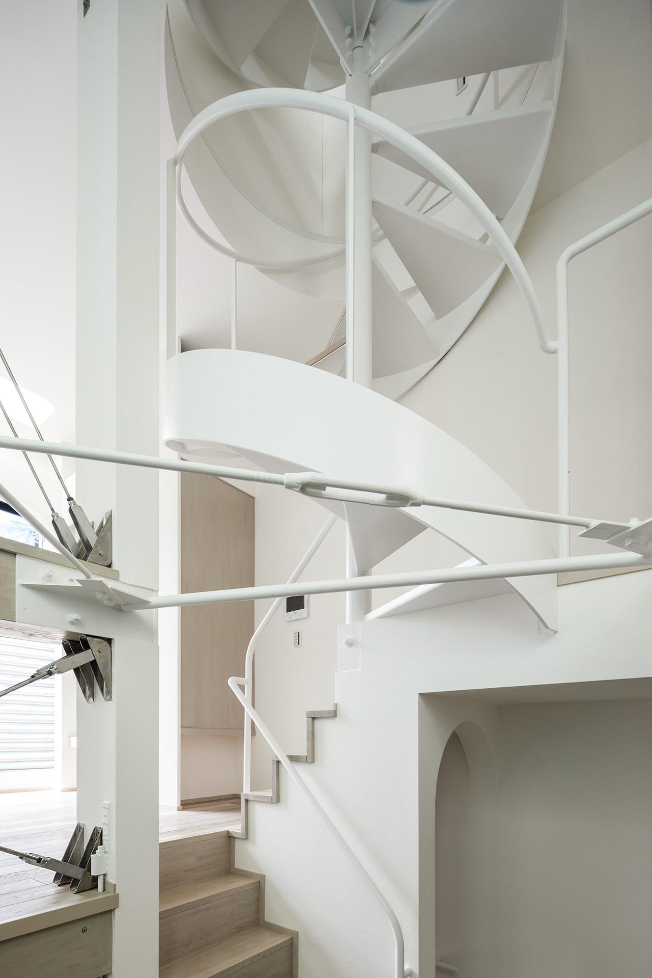 「6坪の家」 イメージ5 撮影:東涌写真事務所・東涌宏和