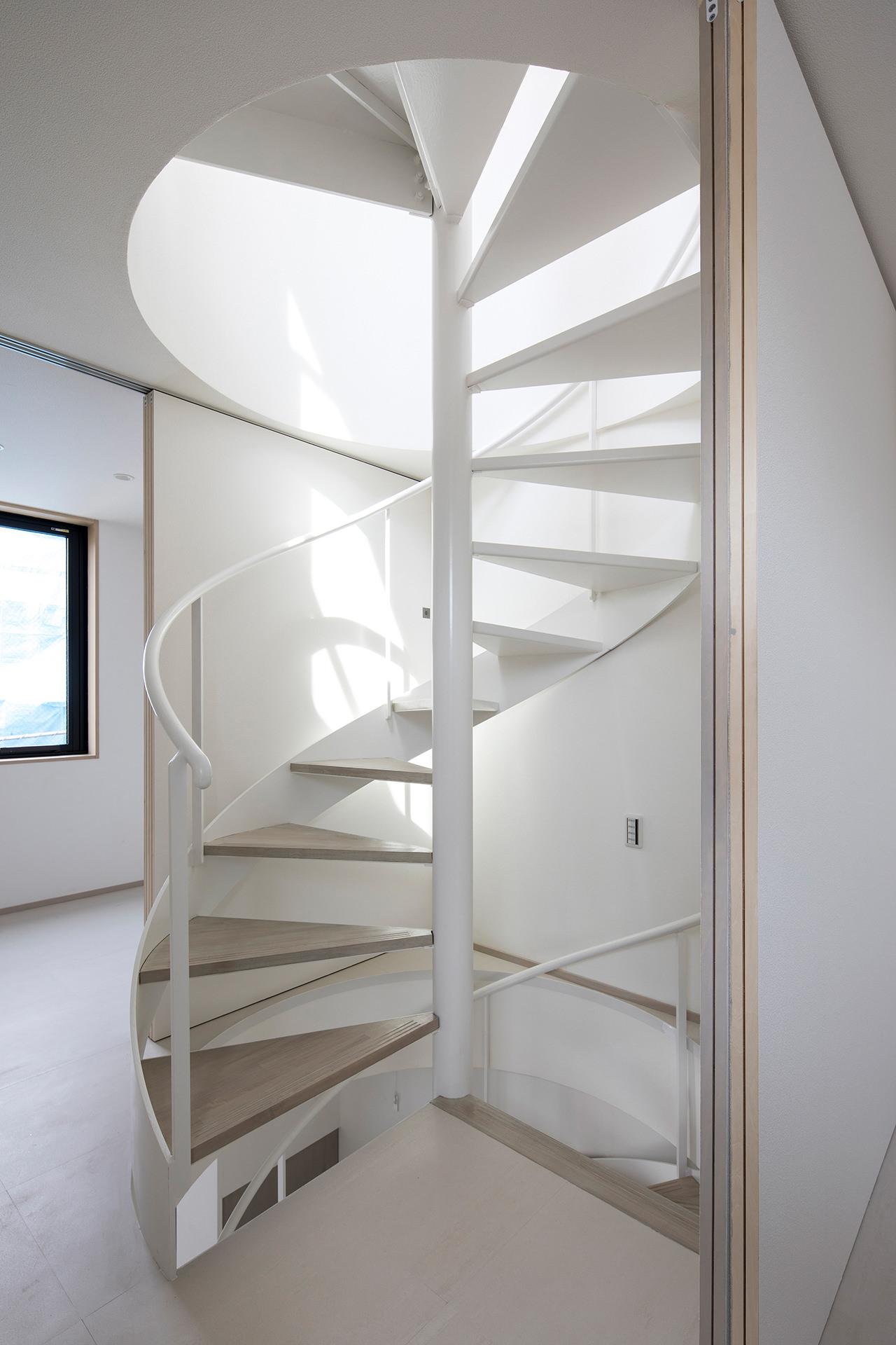 「6坪の家」 イメージ8 撮影:東涌写真事務所・東涌宏和