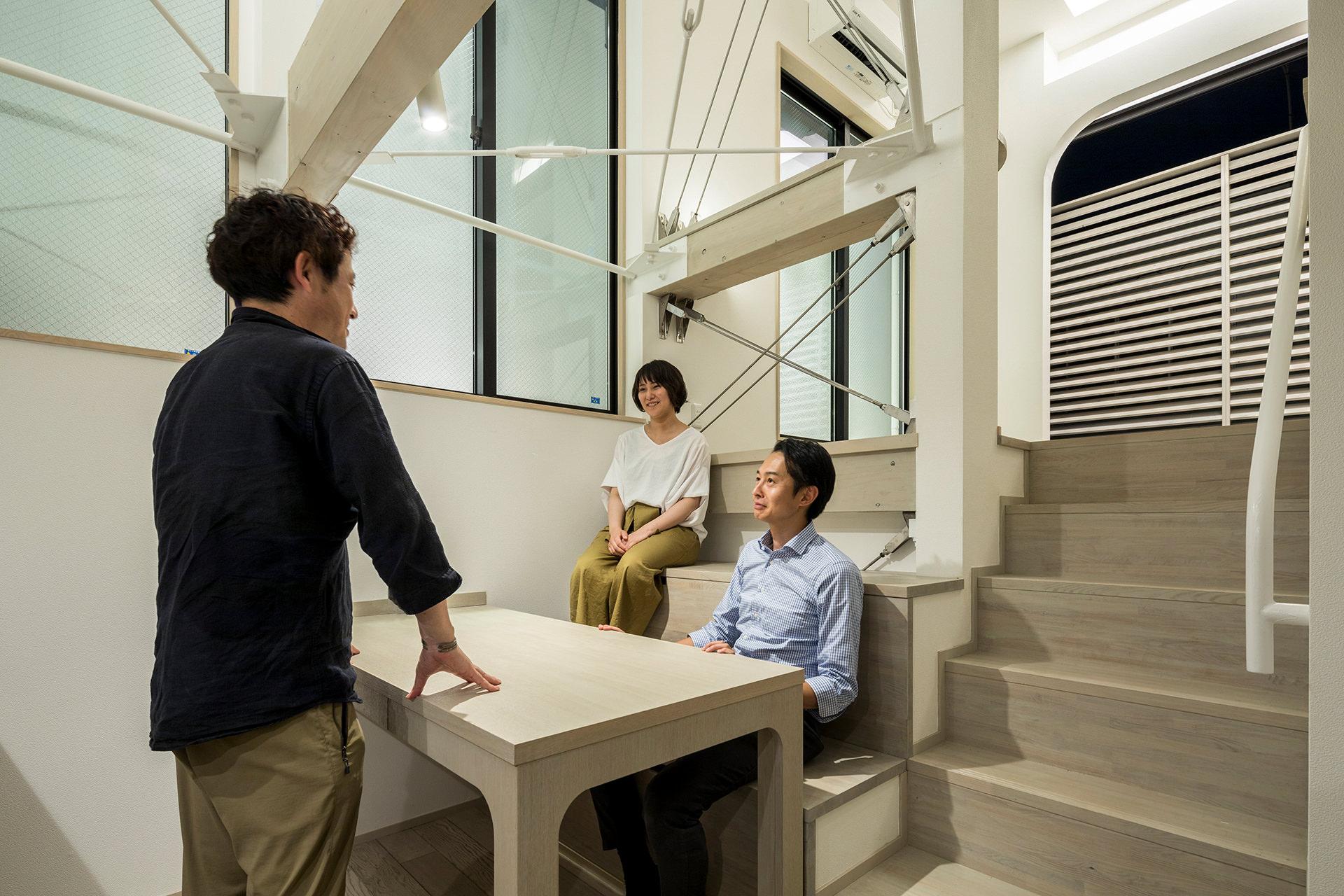 「6坪の家」 イメージ11 撮影:東涌写真事務所・東涌宏和