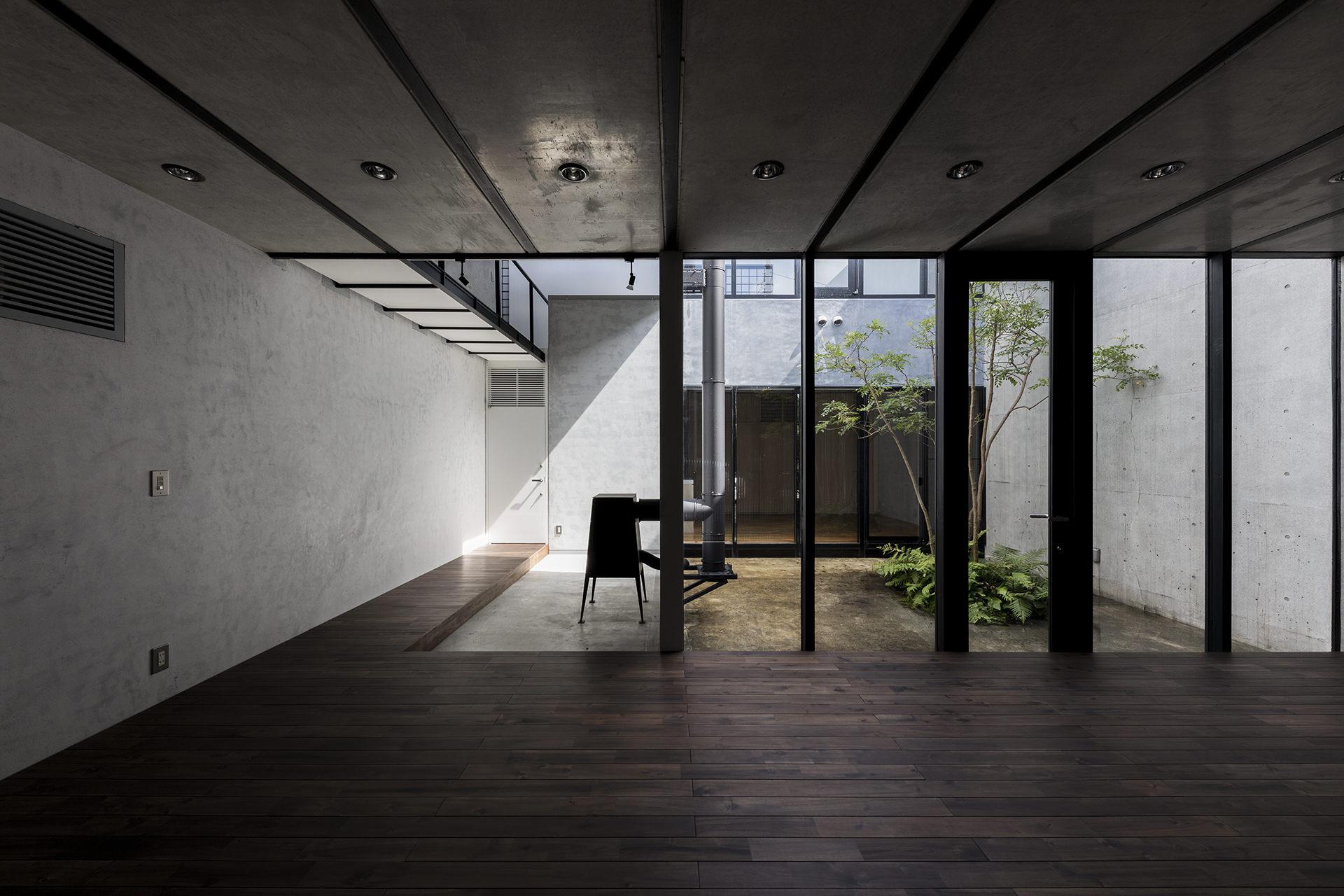 北鎌倉の家 イメージ1 撮影:東涌写真事務所・東涌宏和