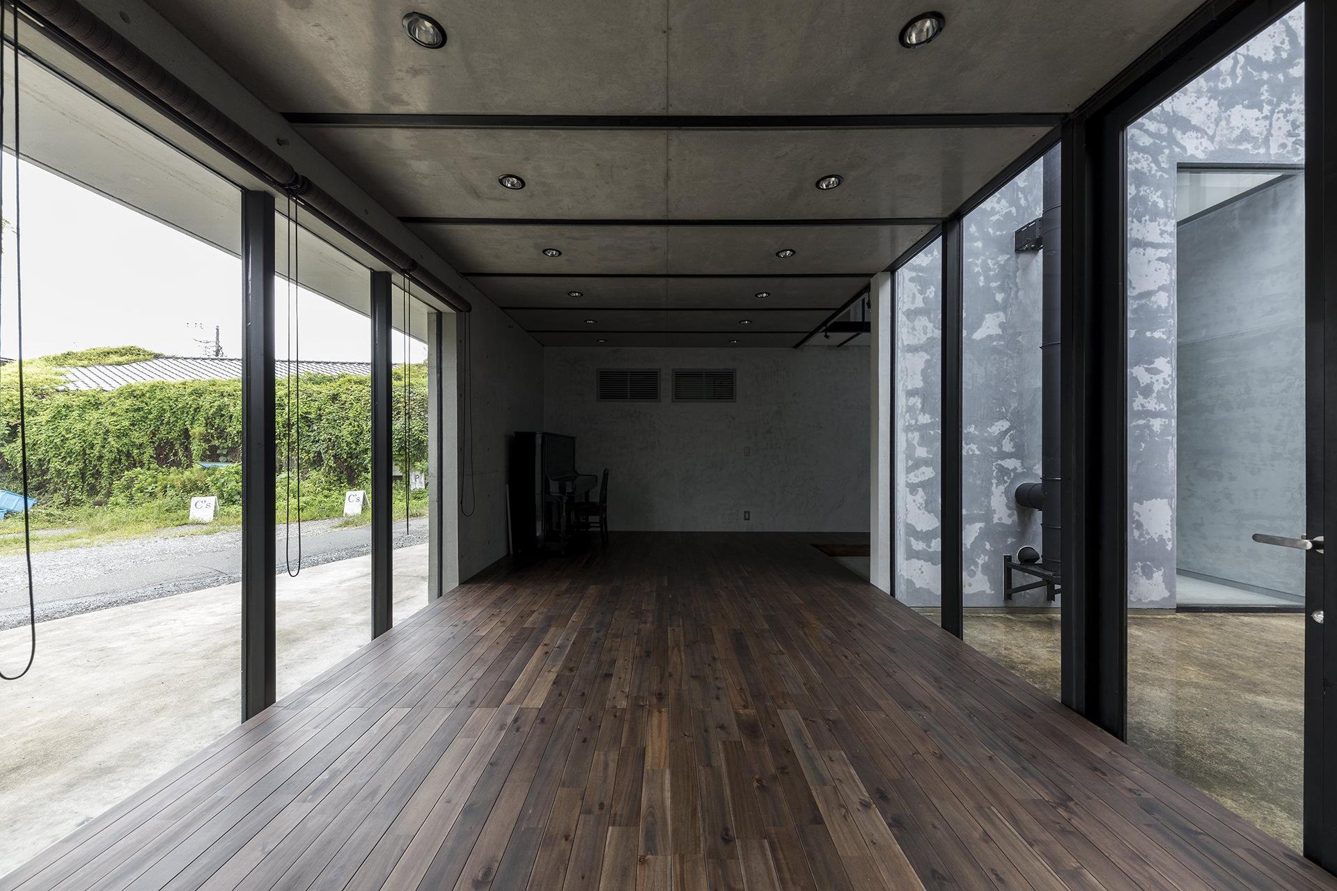 北鎌倉の家 イメージ2 撮影:東涌写真事務所・東涌宏和