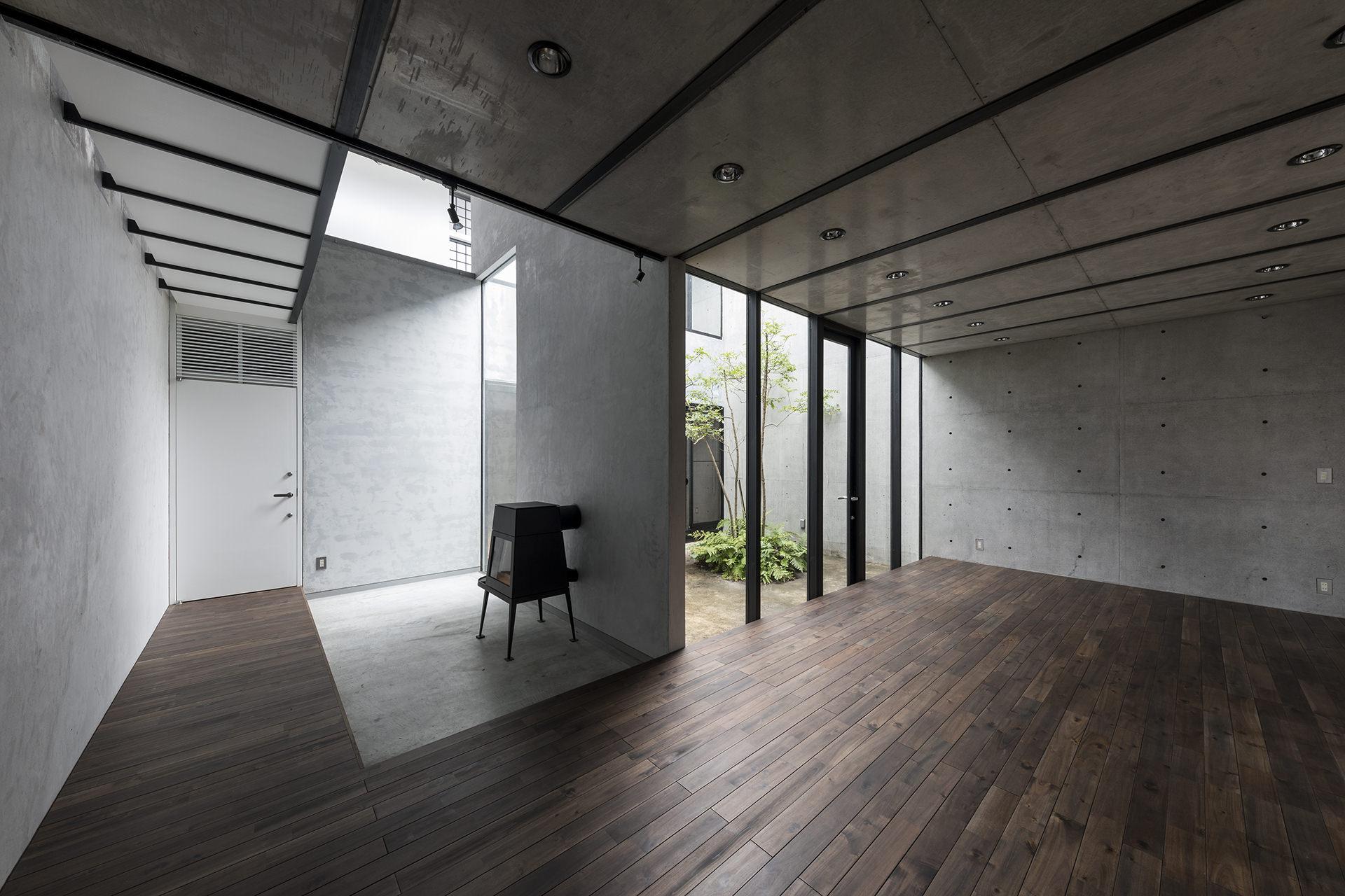 北鎌倉の家 イメージ4 撮影:東涌写真事務所・東涌宏和