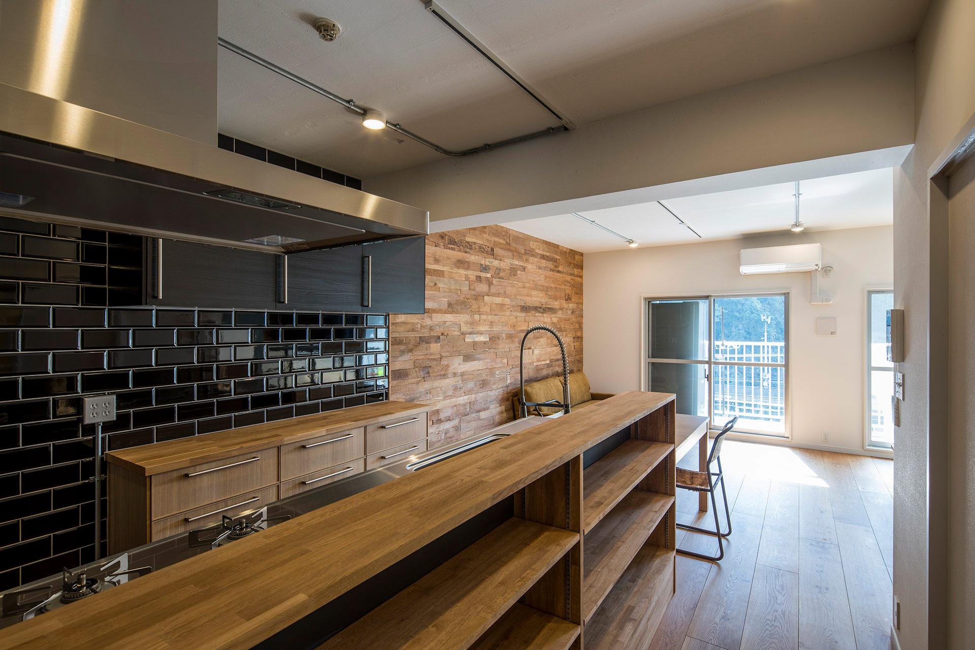 stri-ep house* flat 田浦 イメージ1 撮影:東涌写真事務所・東涌宏和