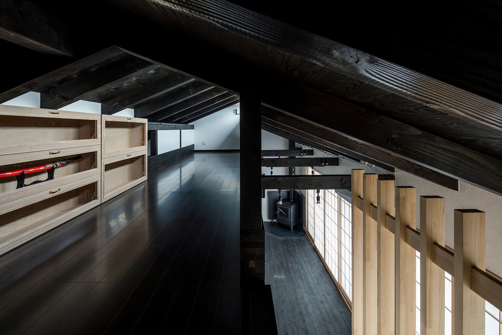 「西八王子の家」 イメージ15 撮影:東涌写真事務所・東涌宏和