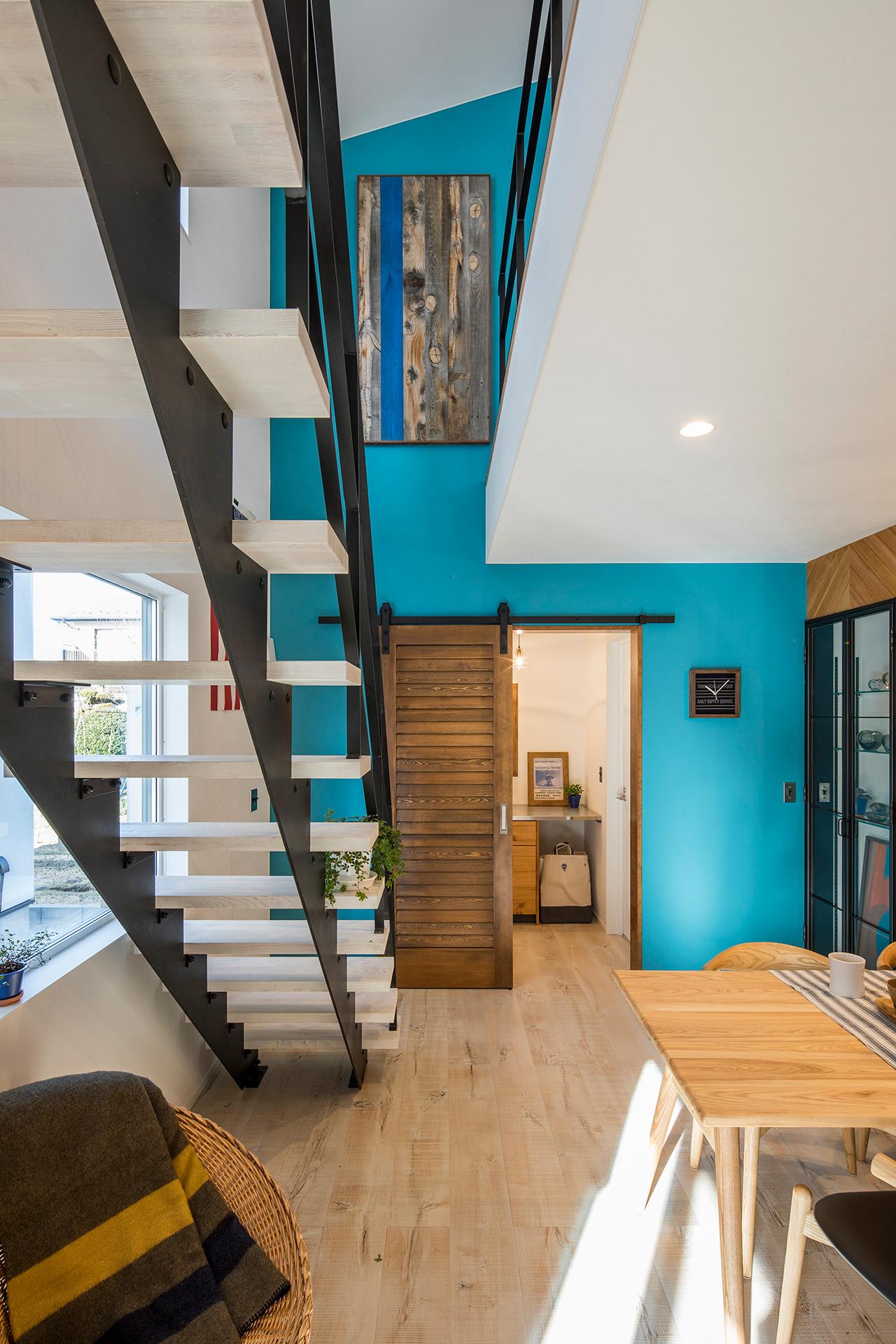 「casa rozzo(Grande blu)」イメージ03 撮影:東涌宏和