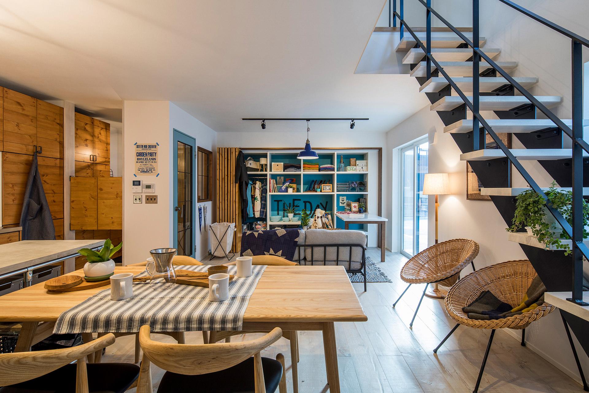 「casa rozzo(Grande blu)」イメージ07 撮影:東涌宏和