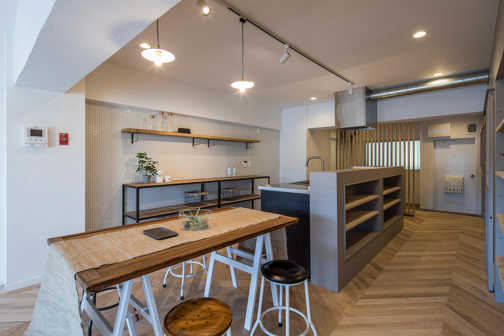 stri-ep house* flat 葉山エコーハイツ  イメージ11 撮影:東涌写真事務所・東涌宏和