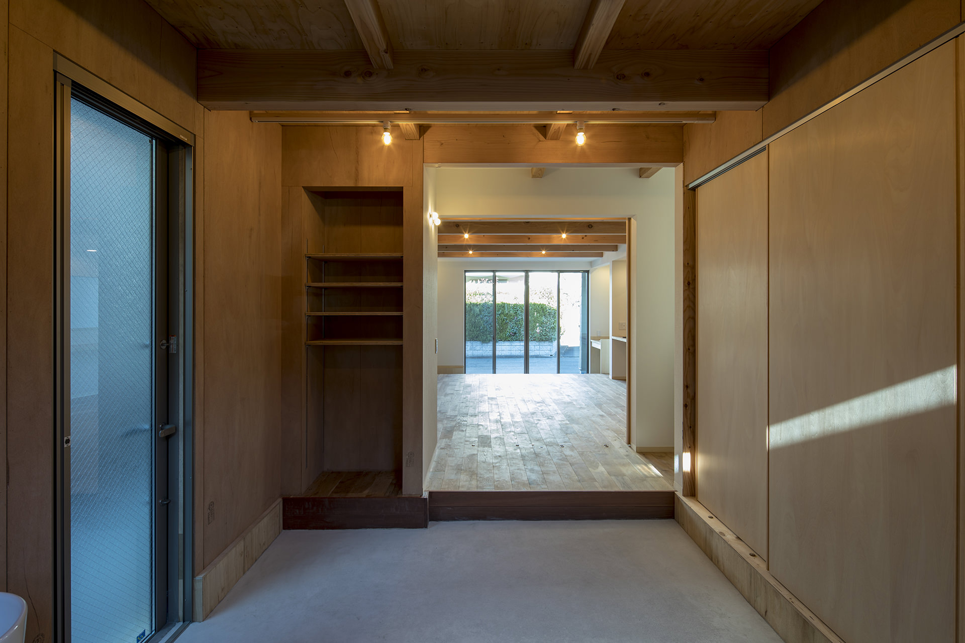 菊名の家」イメージ05 撮影:東涌宏和