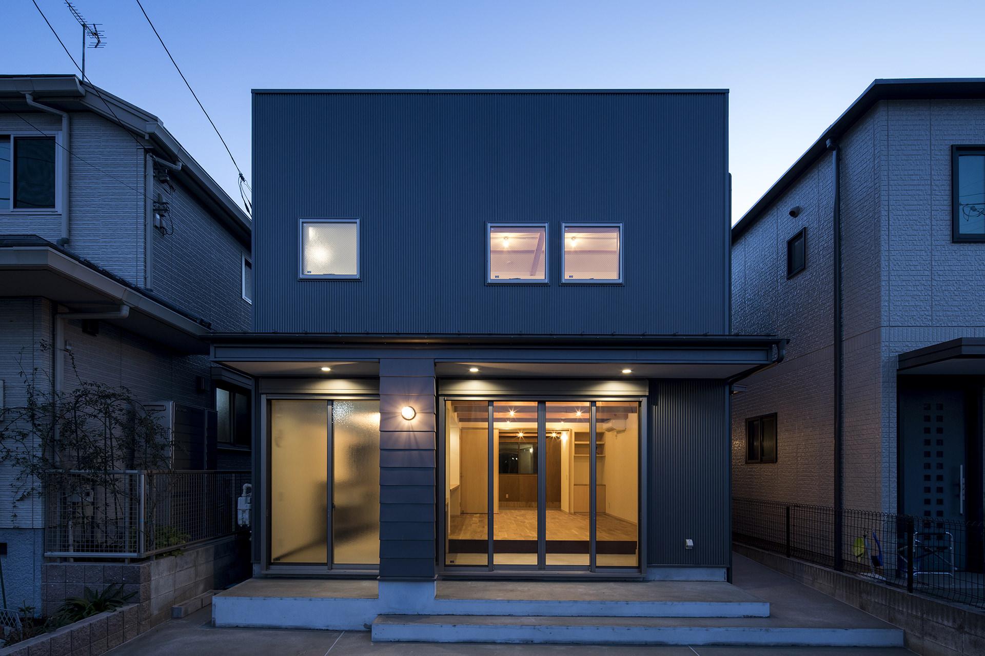 菊名の家」イメージ11 撮影:東涌宏和
