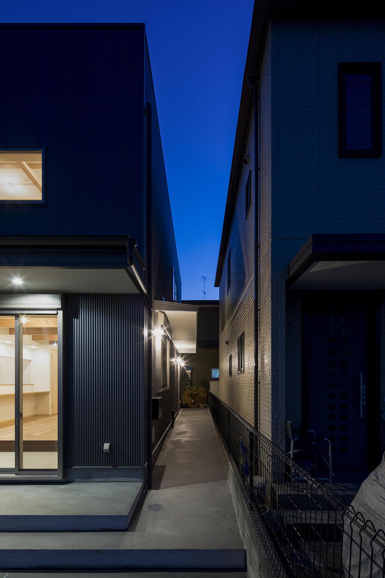 菊名の家」イメージ12 撮影:東涌宏和
