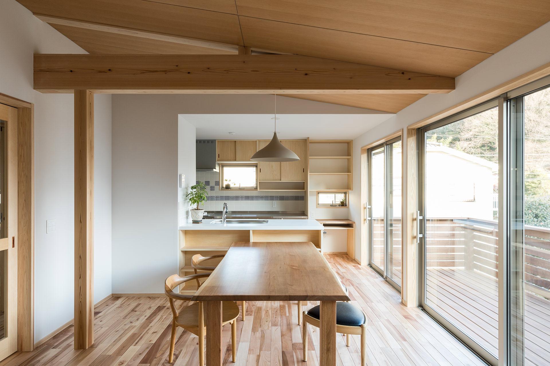中山の家 イメージ1 撮影:東涌宏和