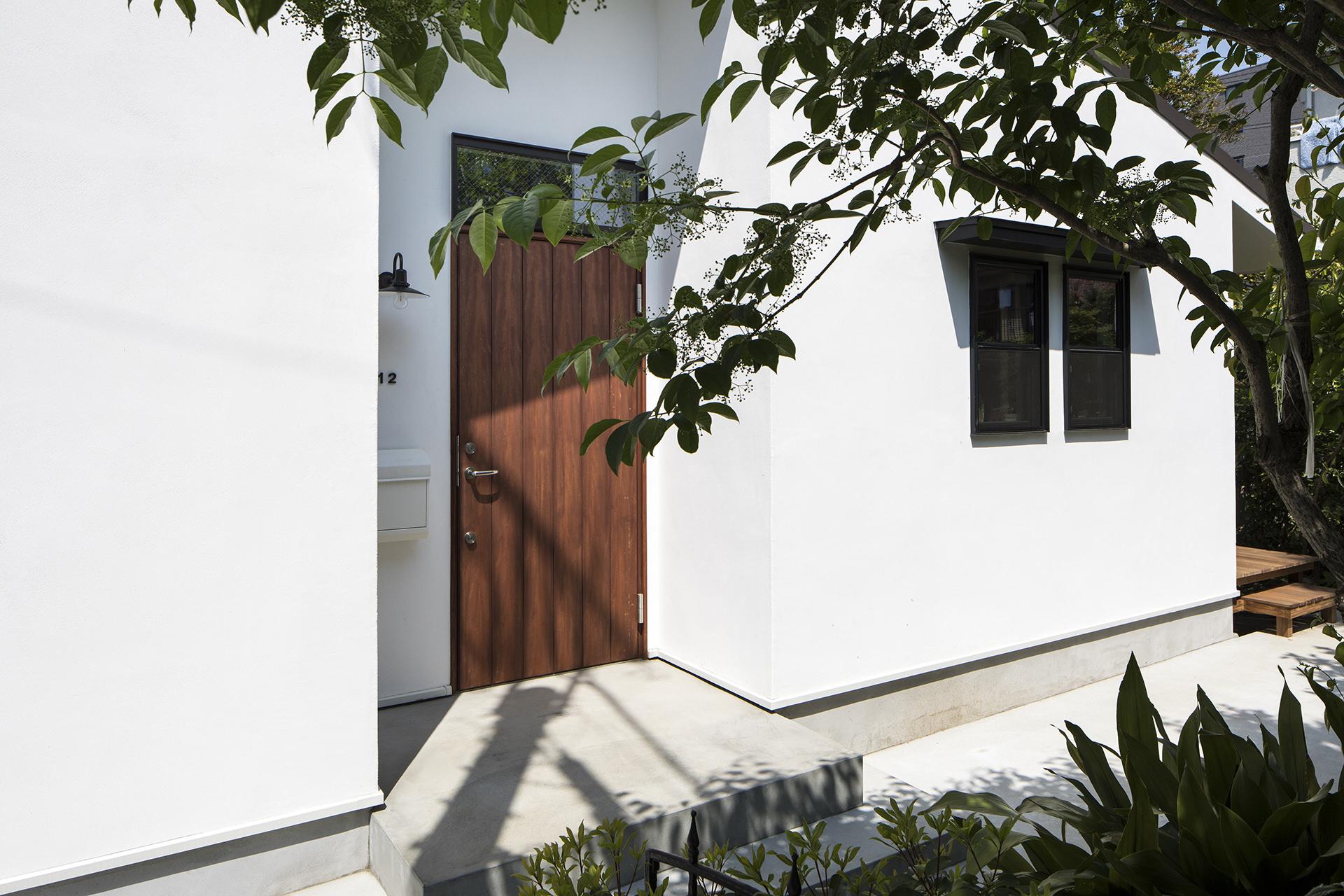 FS-HOME フラットハウス+ 撮影イメージ02 撮影:東涌写真事務所・東涌宏和