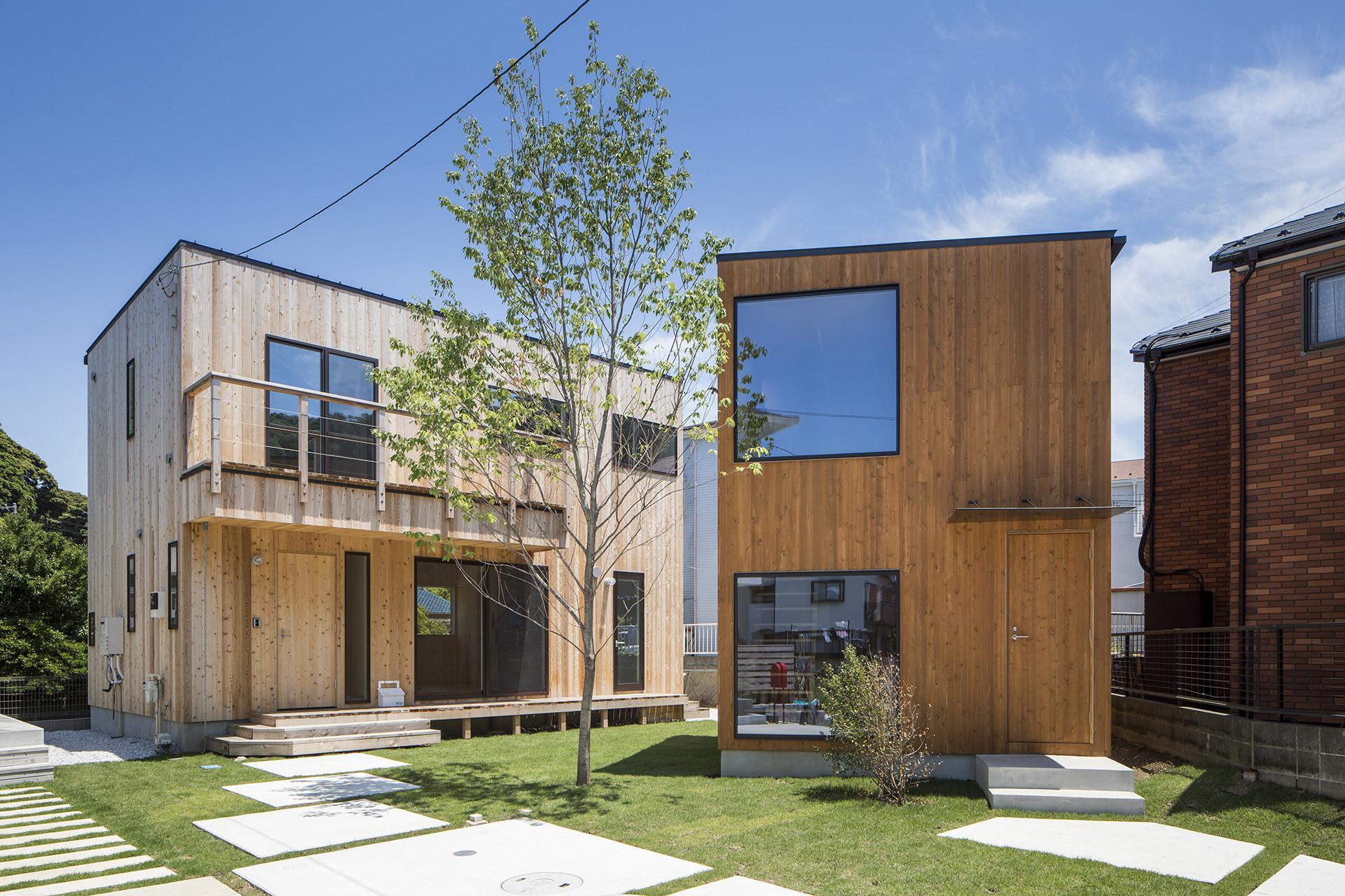 「小屋と畑。余白のある家 」イメージ15 撮影:東涌宏和