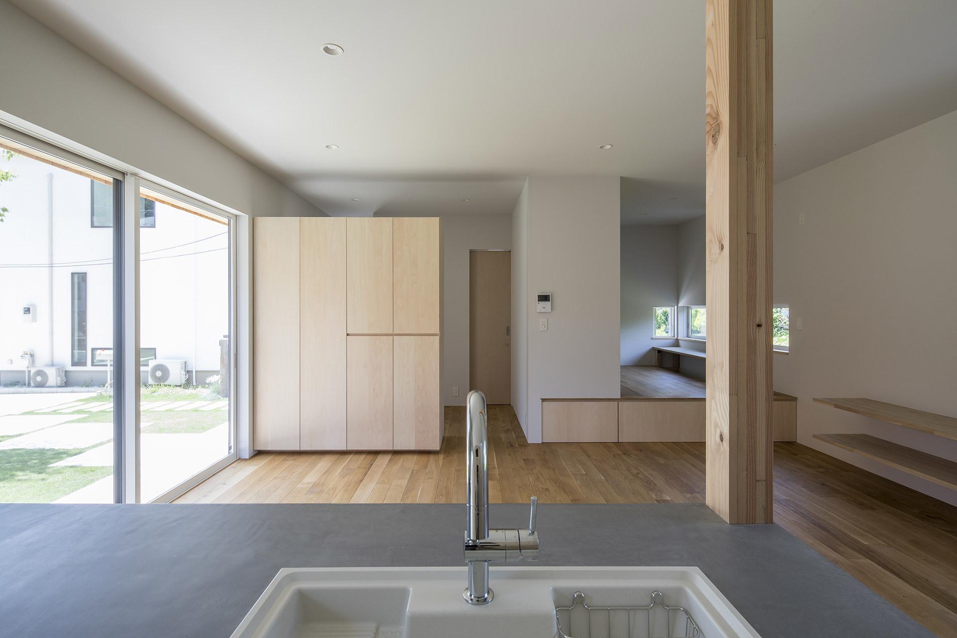 「小屋と畑。余白のある家 」イメージ08 撮影:東涌宏和