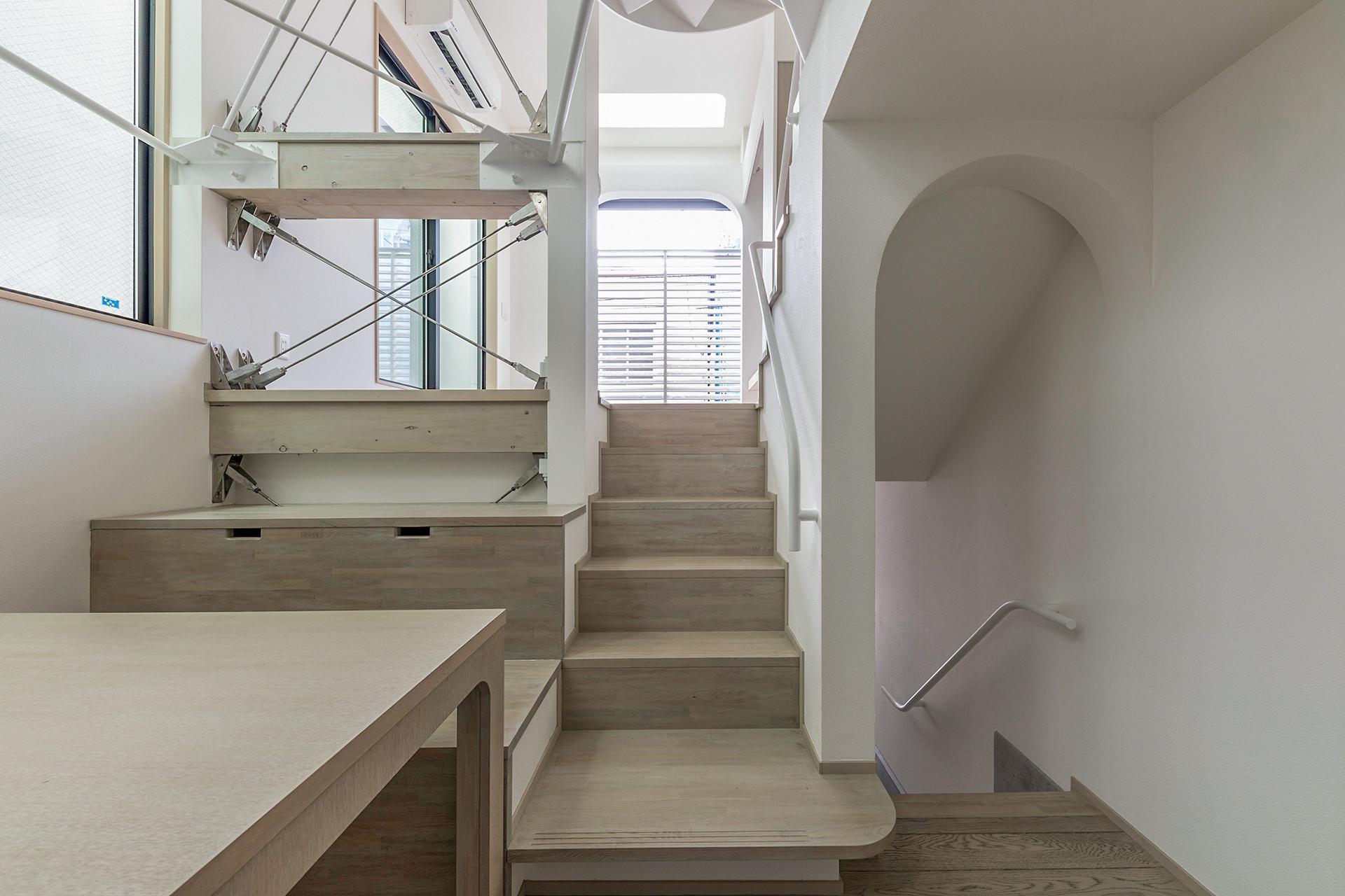 「6坪の家」 イメージ2 撮影:東涌写真事務所・東涌宏和