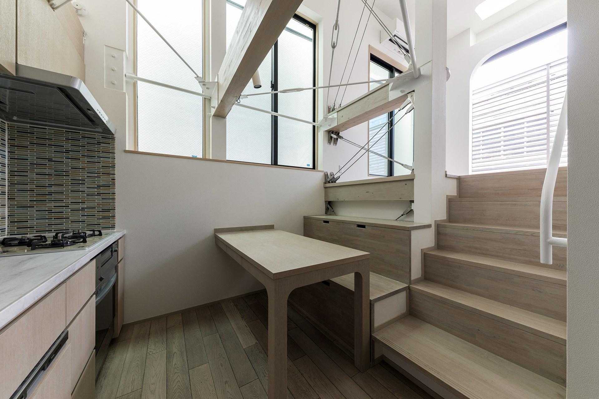 「6坪の家」 イメージ3 撮影:東涌写真事務所・東涌宏和