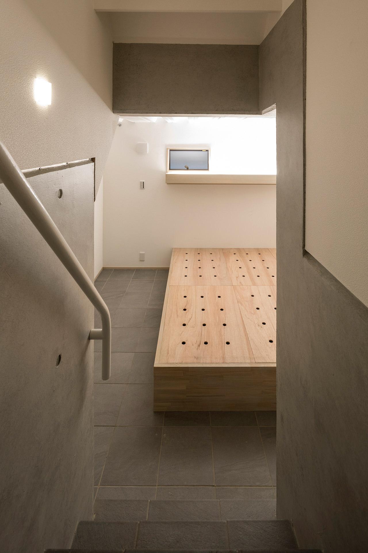 「6坪の家」 イメージ10 撮影:東涌写真事務所・東涌宏和