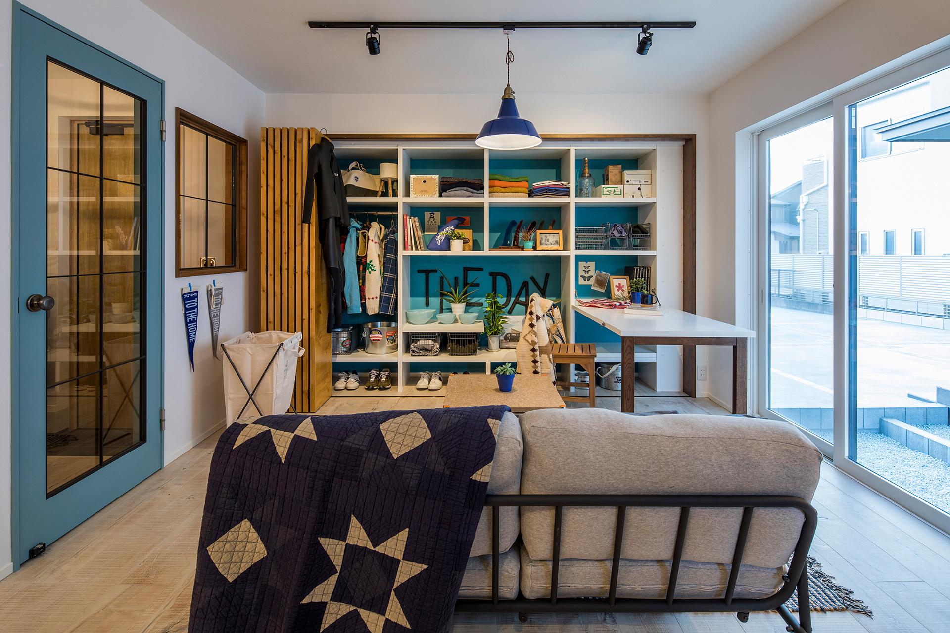 「casa rozzo(Grande blu)」イメージ06 撮影:東涌宏和