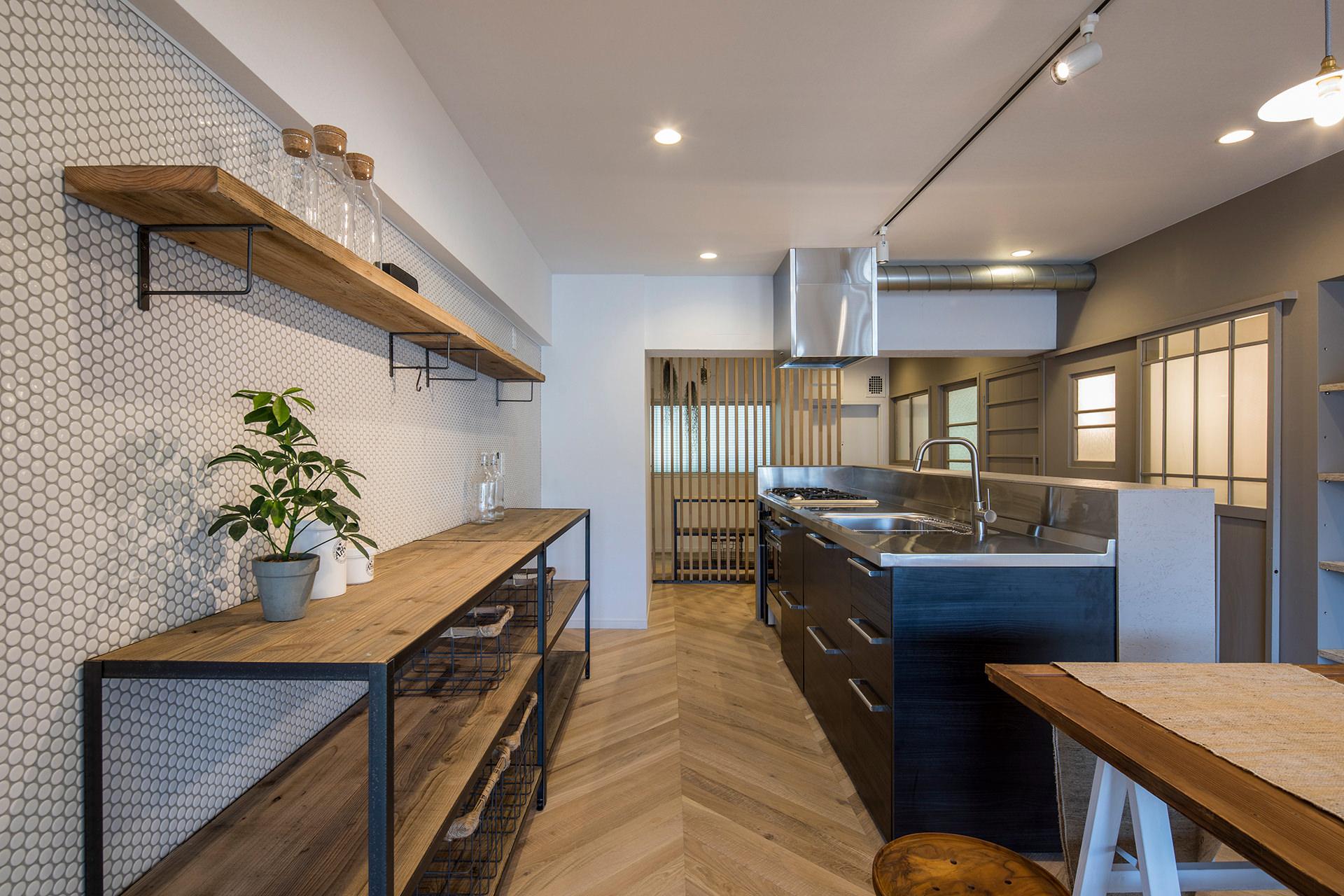 stri-ep house* flat 葉山エコーハイツ  イメージ12 撮影:東涌写真事務所・東涌宏和