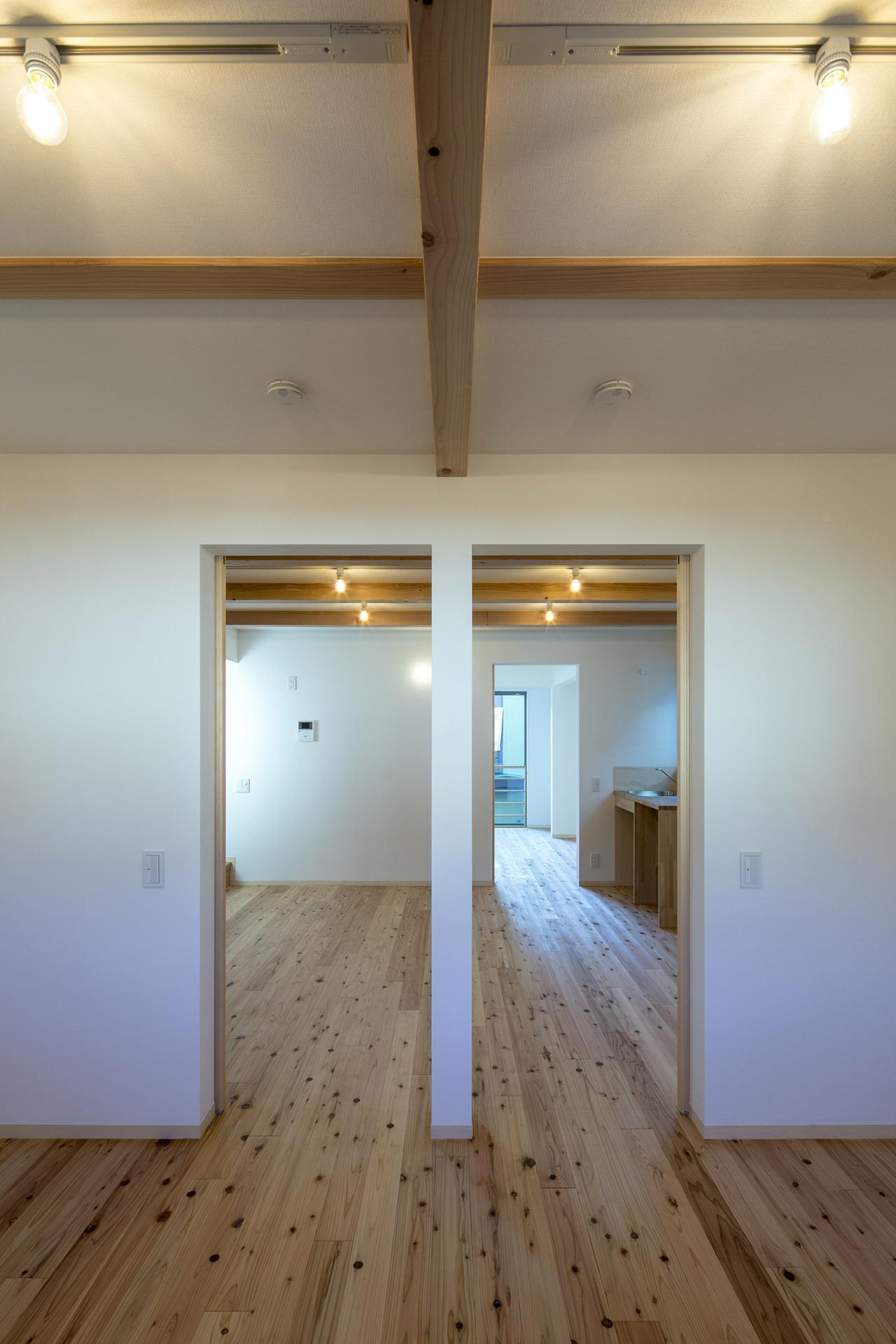 「菊名の家」イメージ08 撮影:東涌宏和
