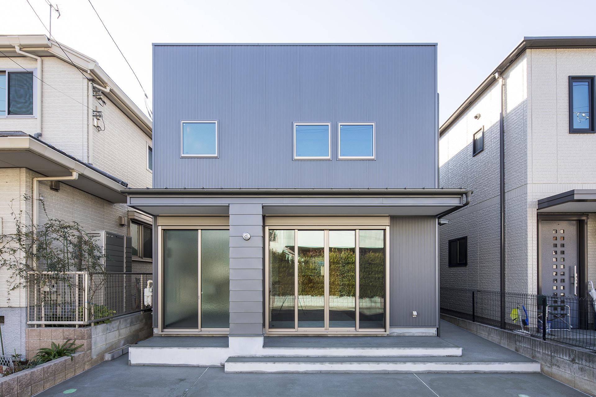 「菊名の家」イメージ10 撮影:東涌宏和