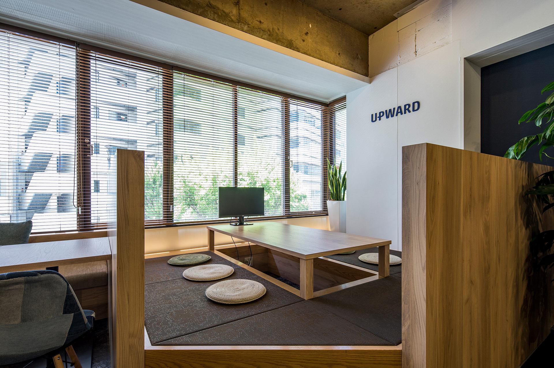 UPWARD株式会社 オフィス竣工撮影事例08