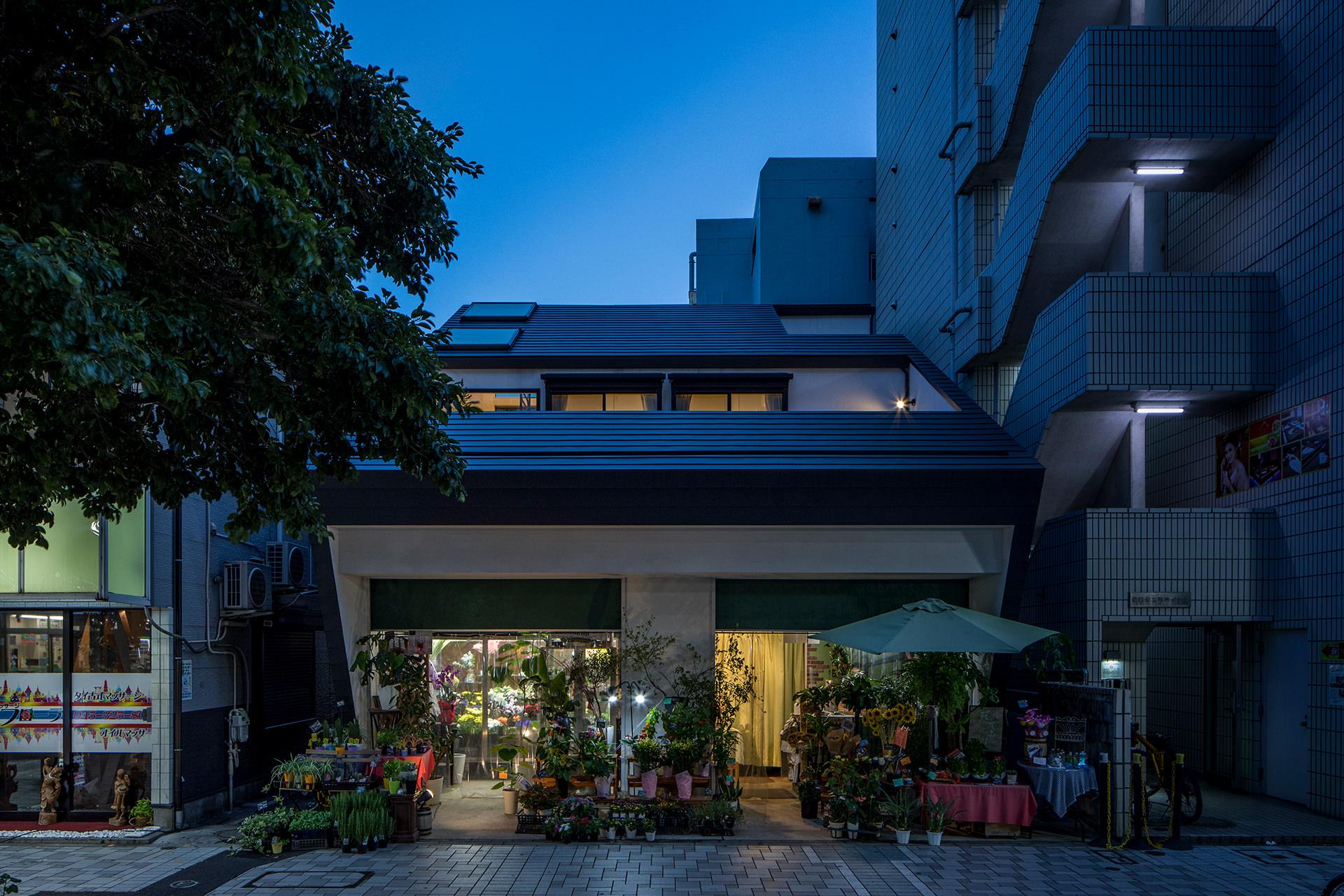 「伊勢佐木町の店舗住宅」の撮影イメージ07