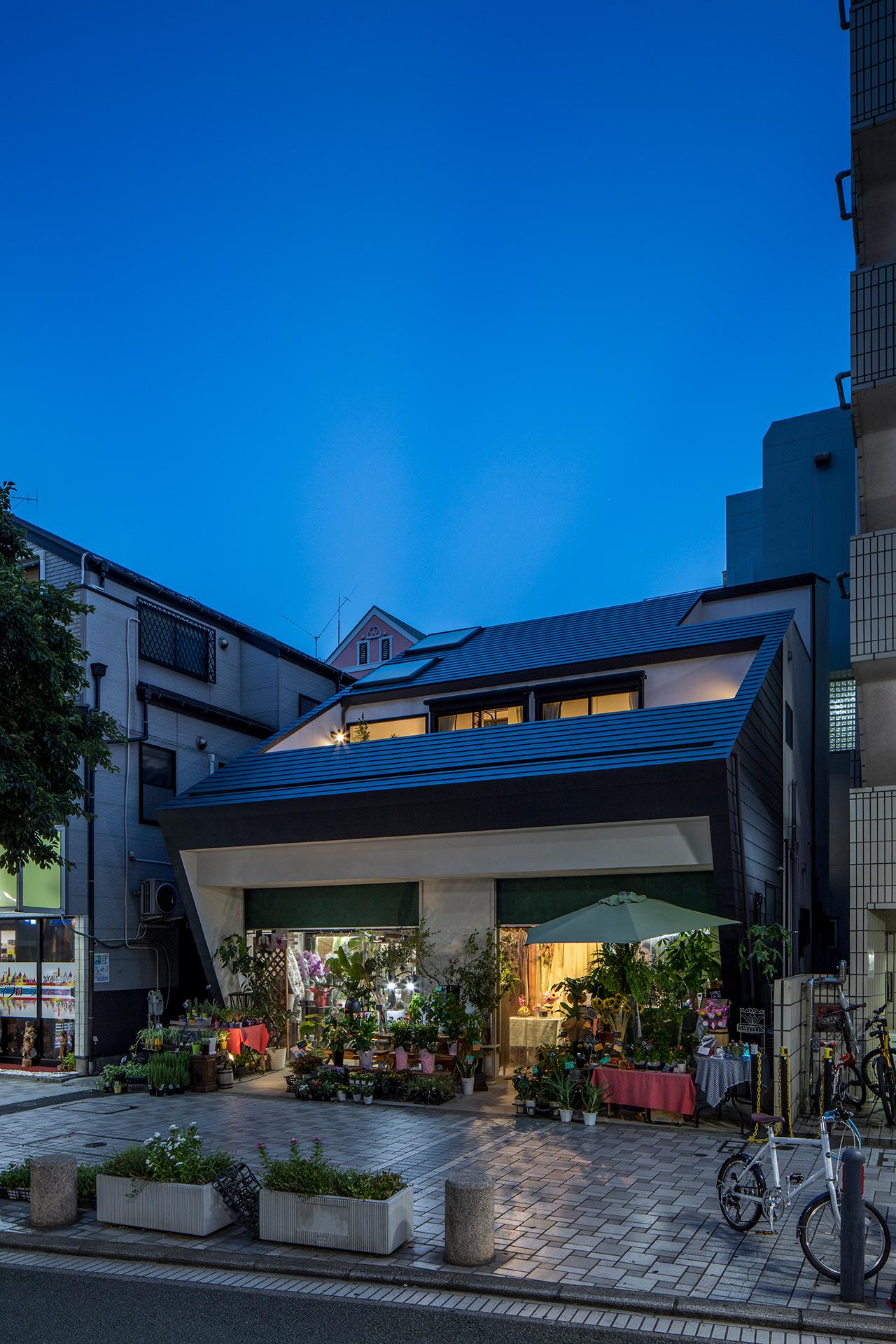 「伊勢佐木町の店舗住宅」の撮影イメージ08