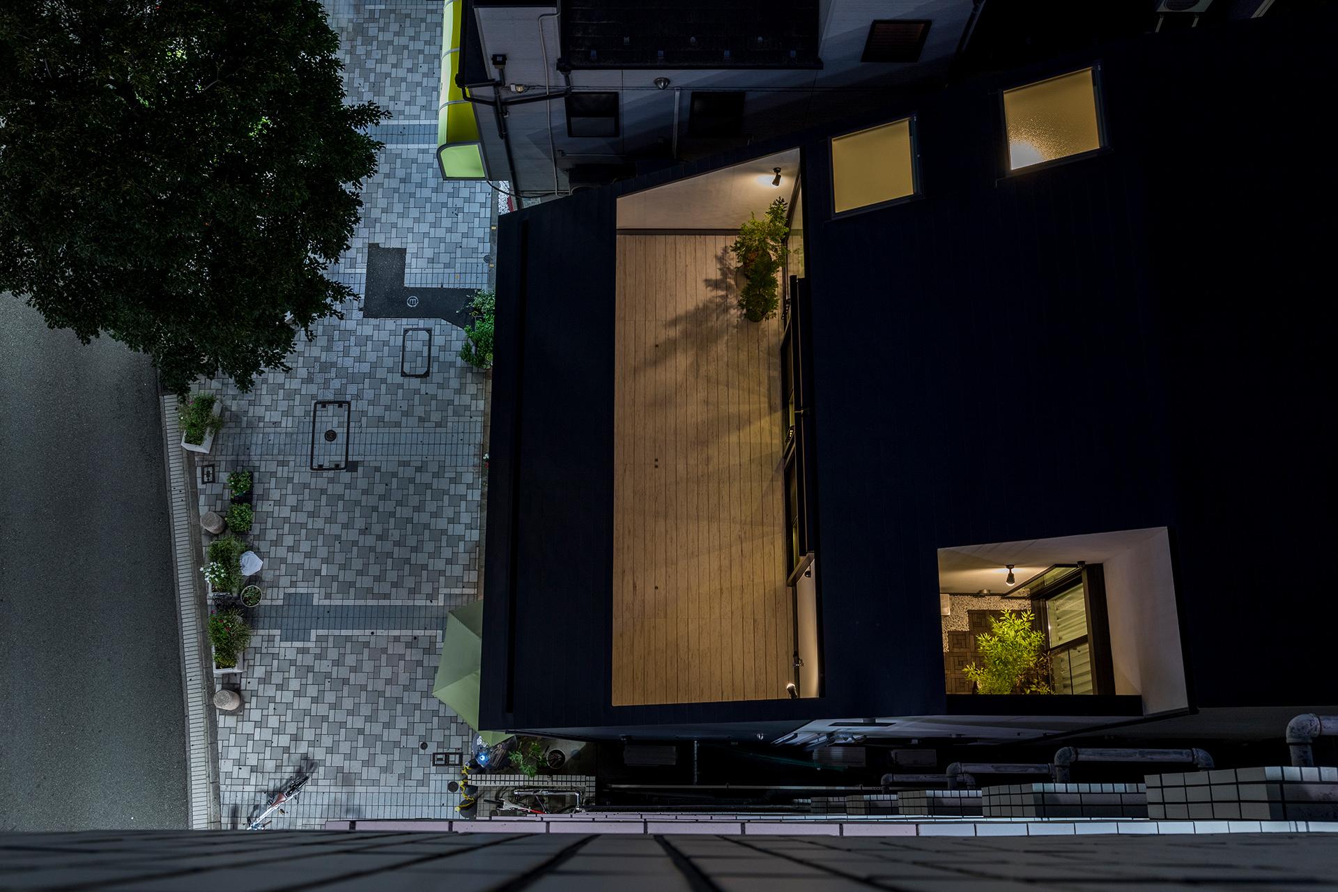 「伊勢佐木町の店舗住宅」の撮影イメージ10