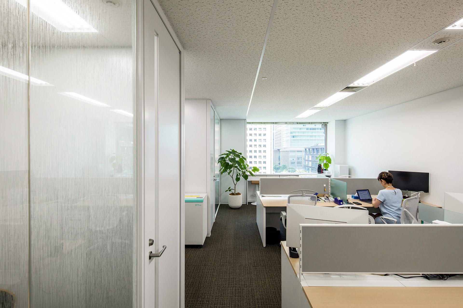 「日本バイオガスデベロップメント」オフィス竣工撮影の事例05