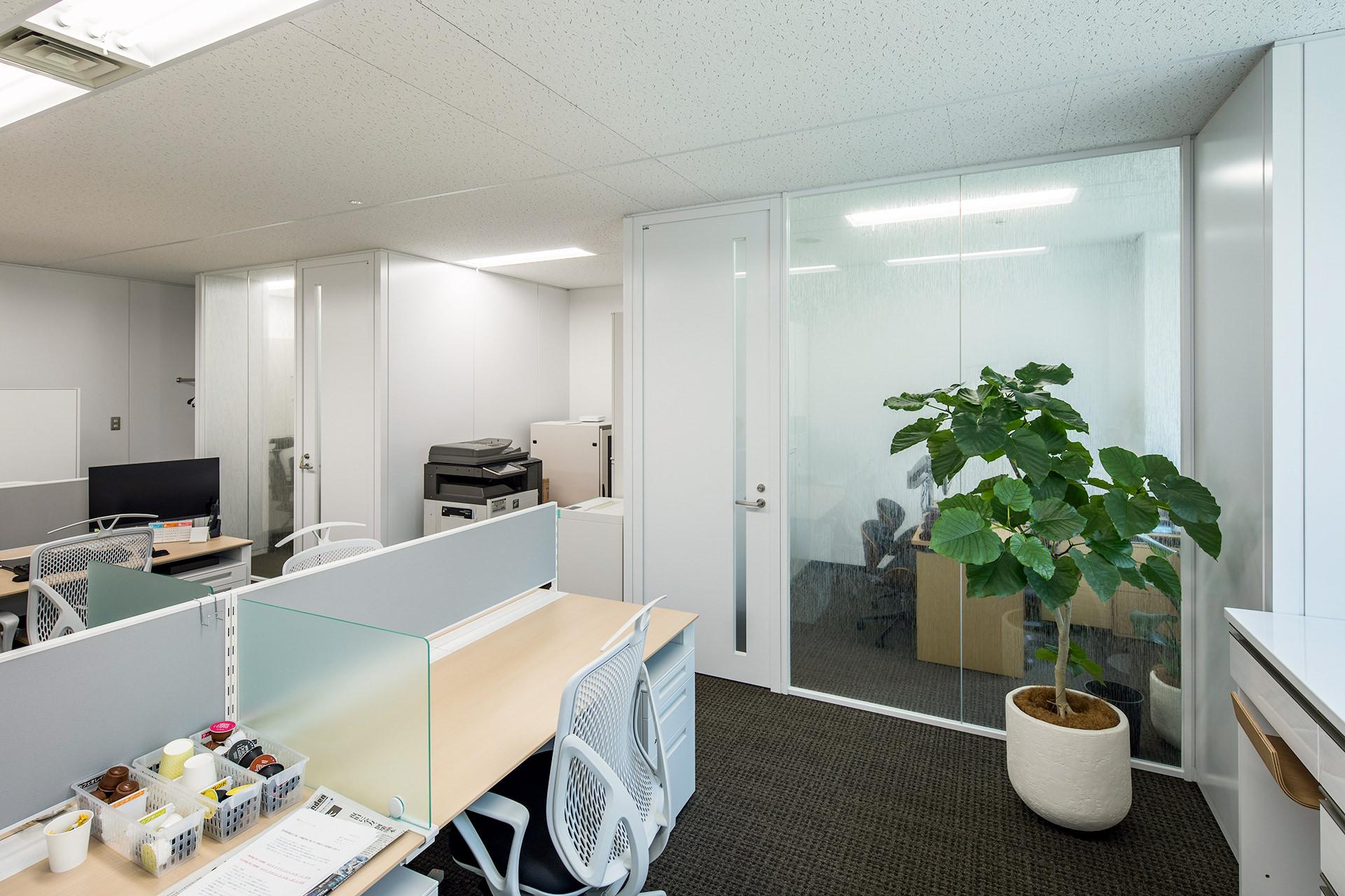 「日本バイオガスデベロップメント」オフィス竣工撮影の事例07