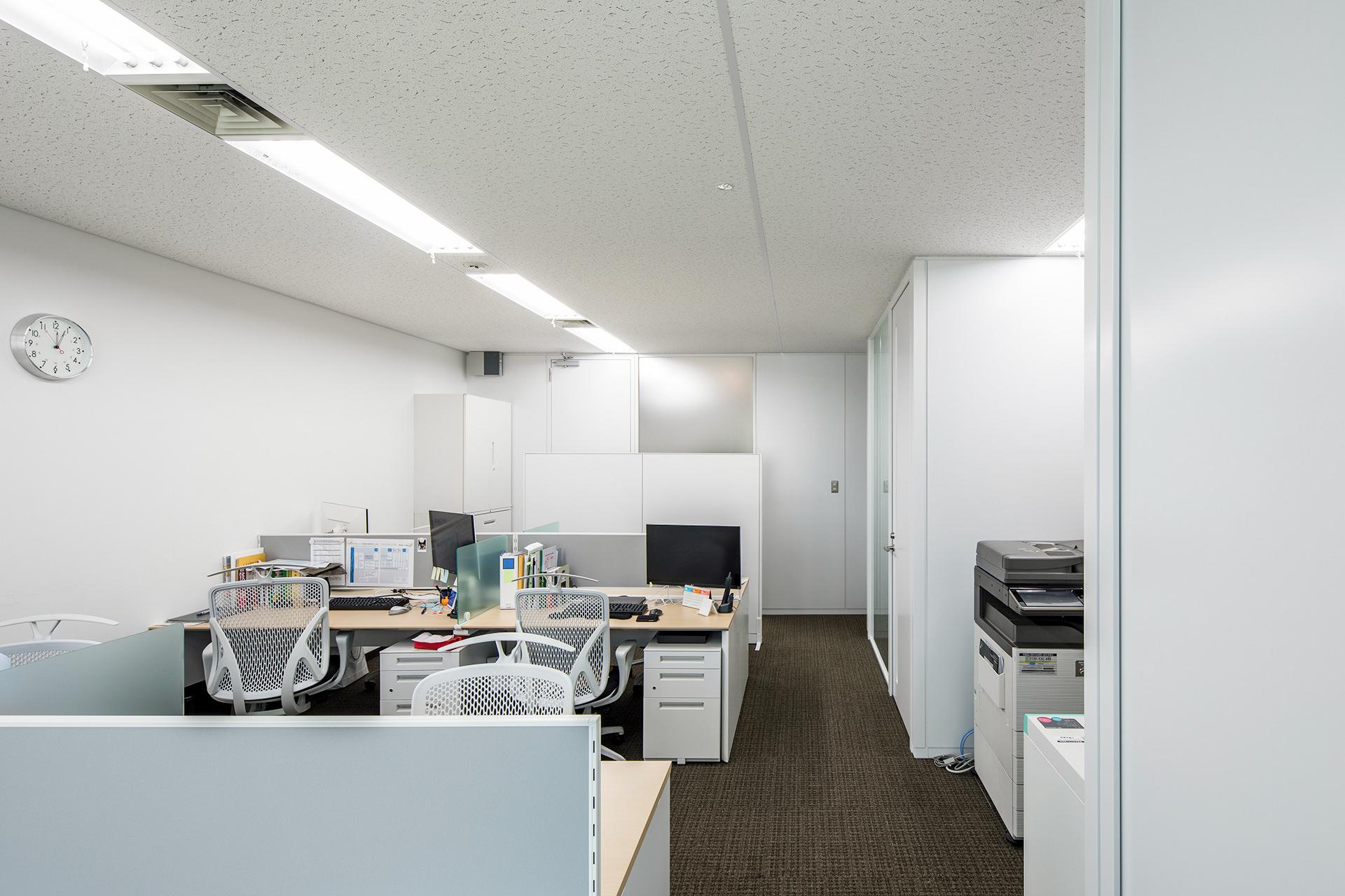 「日本バイオガスデベロップメント」オフィス竣工撮影の事例09