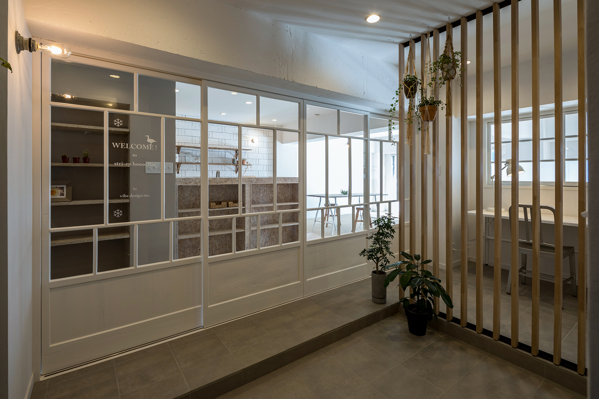 stri-ep house* flat 葉山エコーハイツ02 撮影イメージ01